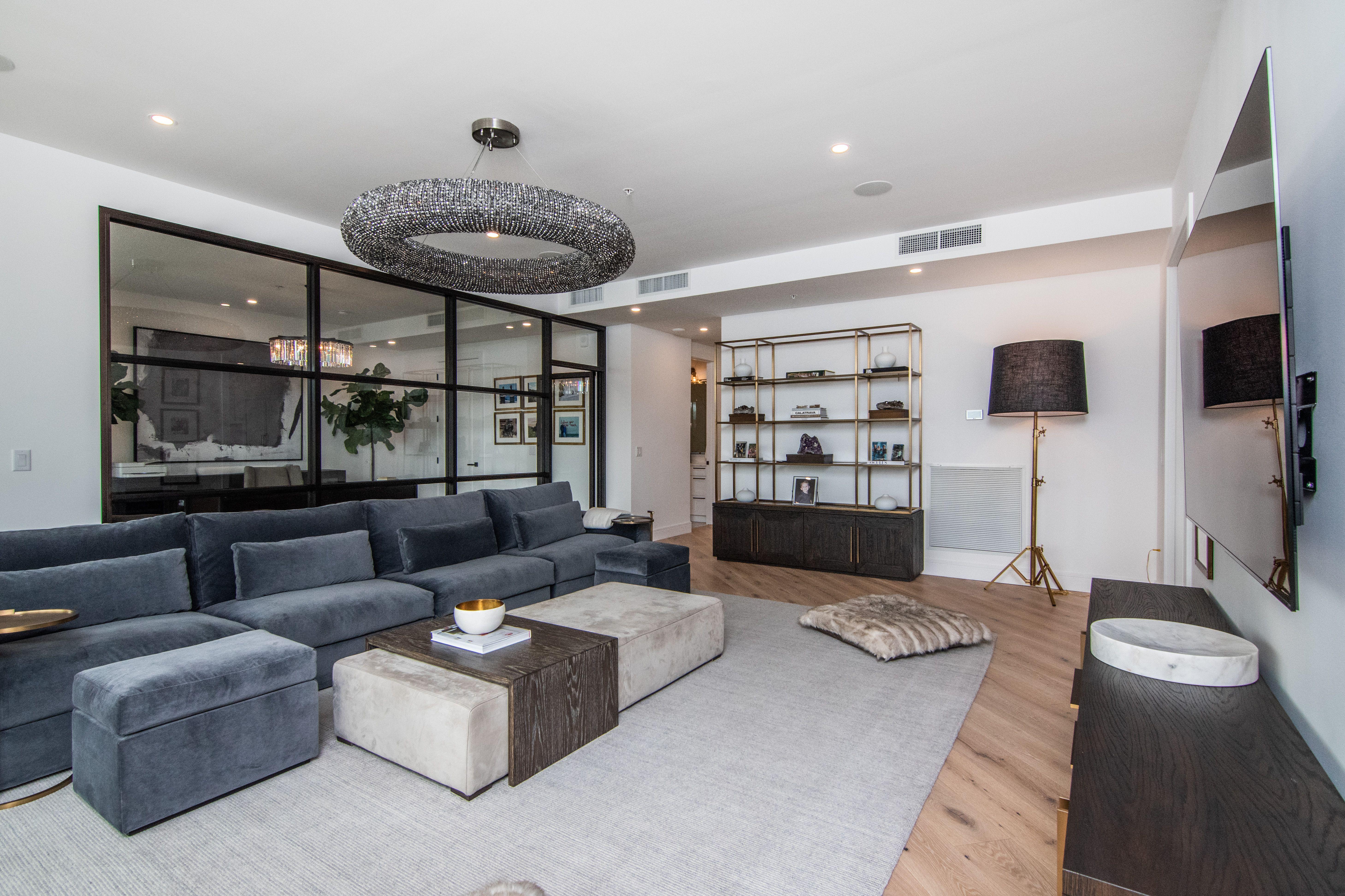 Smith & Associates Real Estate living room