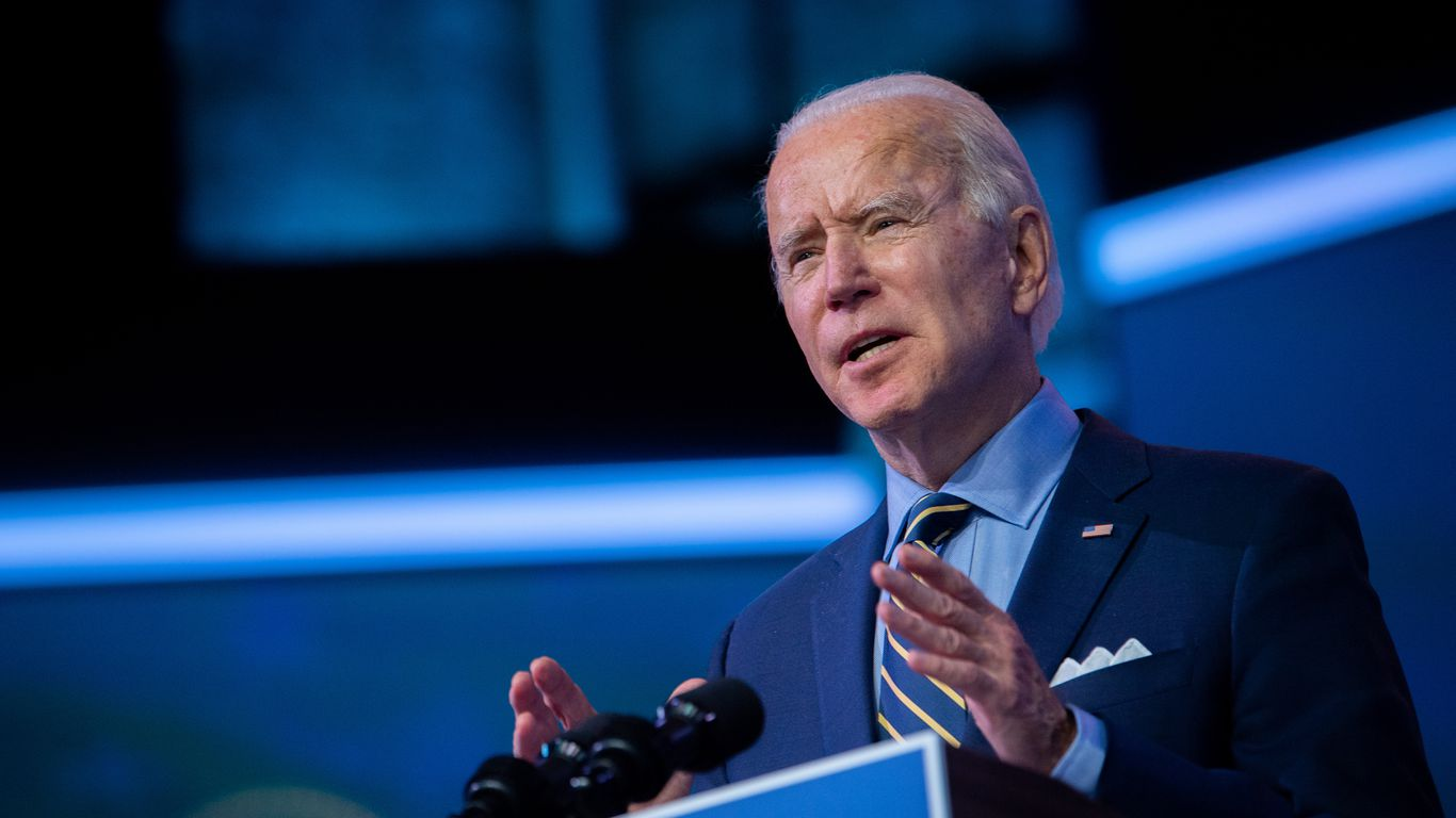 Biden to fill Trump COVID vacuum with blunt warning of rising death rate thumbnail