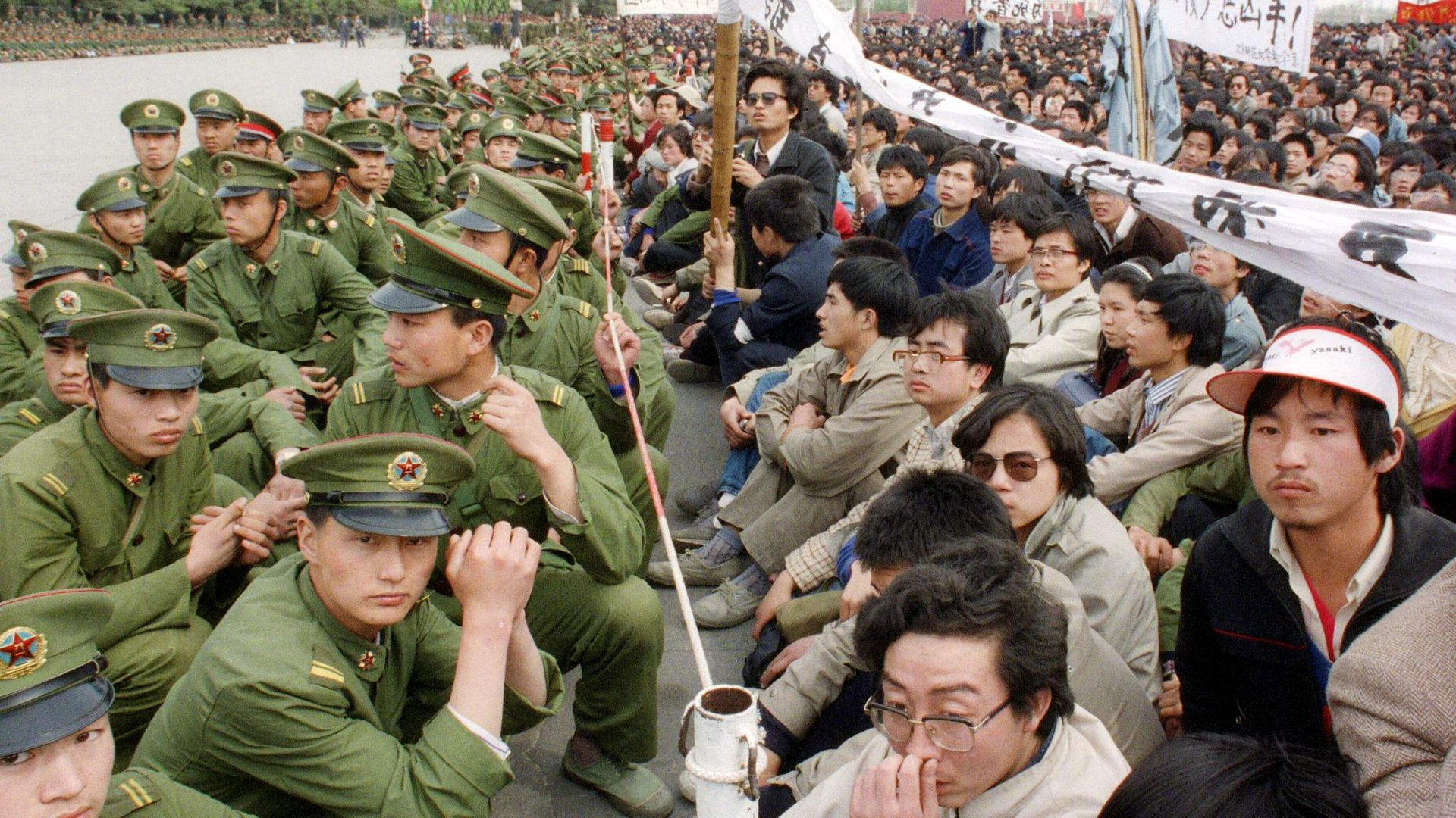 China's Tiananmen Square crackdown continues 30 years later