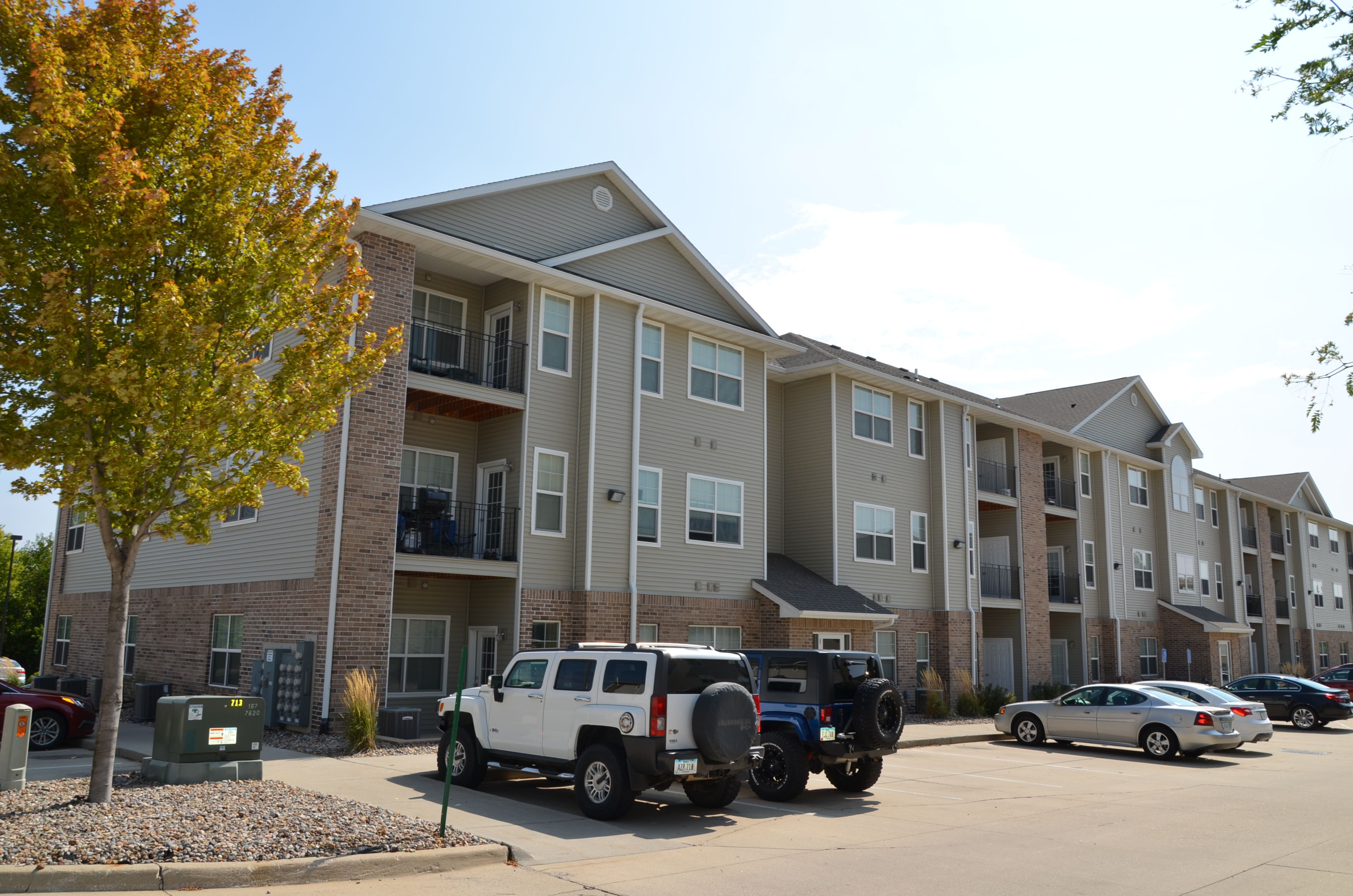 A photo of Traditional Apartments in Ankeny.