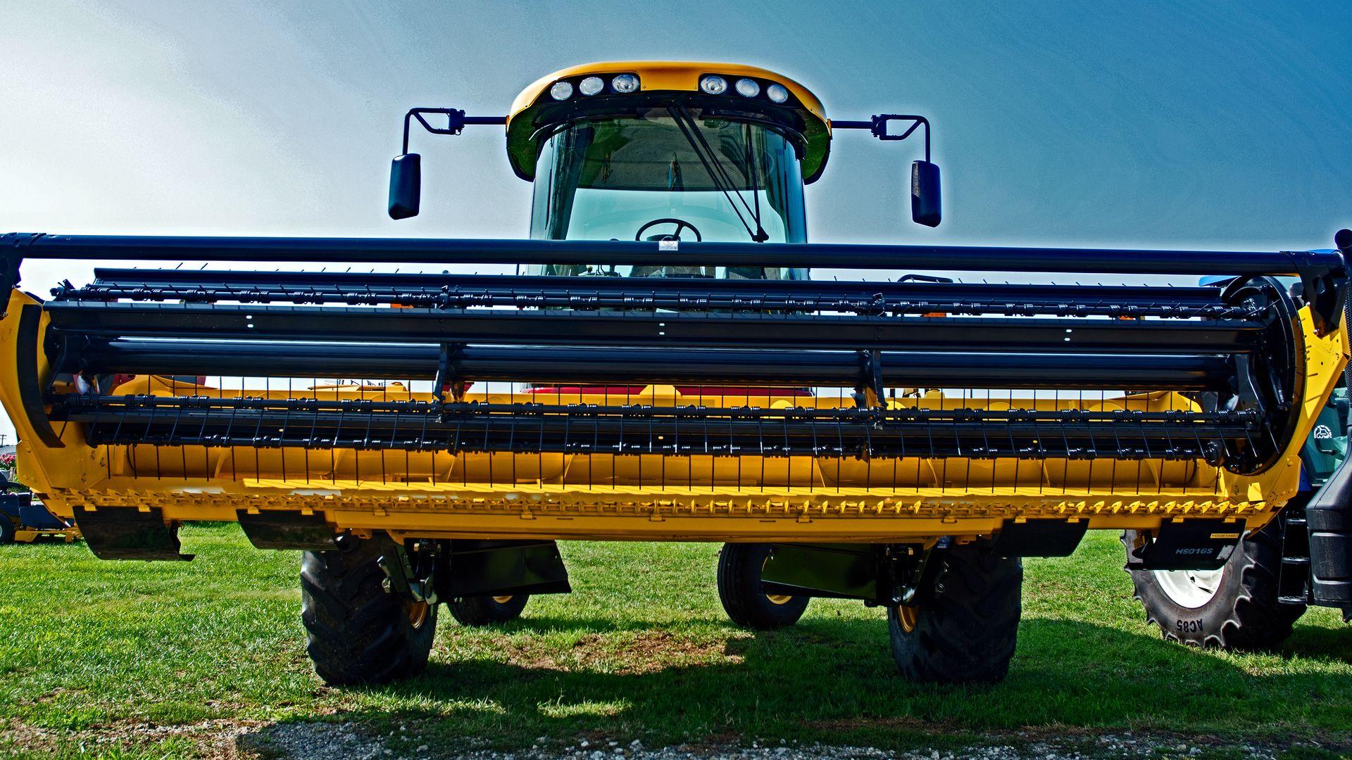 Crop harvestor