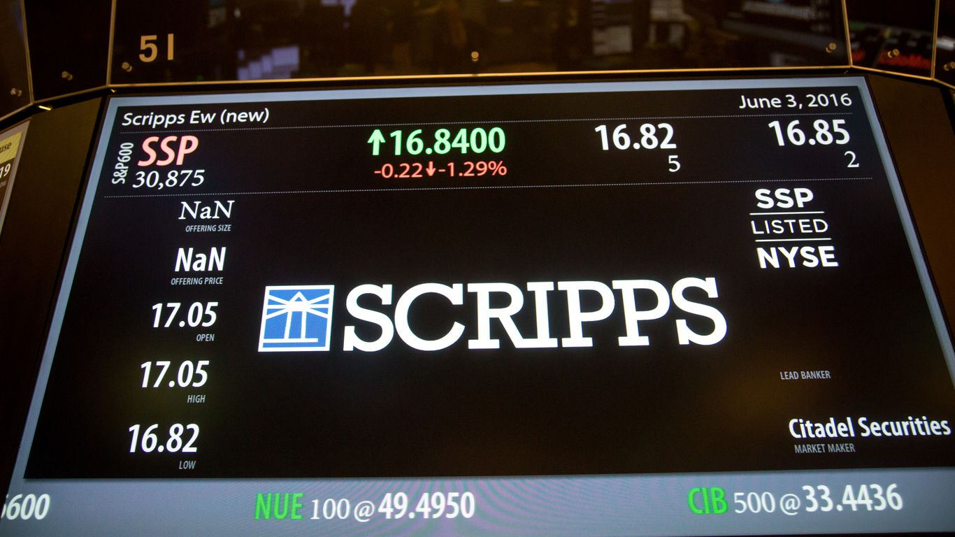 www.axios.com: E.W. Scripps plots national TV lifestyle networks after buying ION