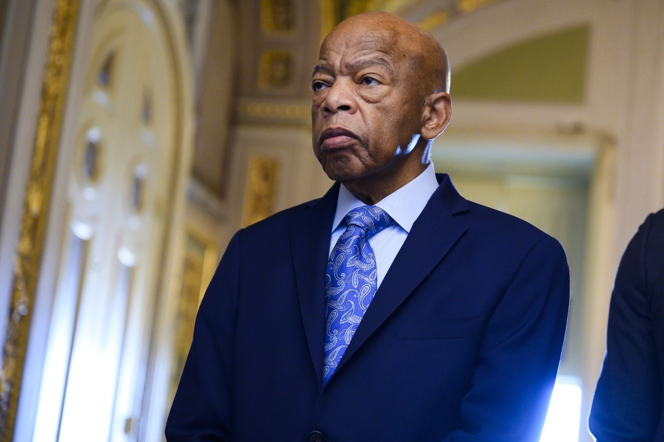 47 senators call on McConnell to allow vote on John Lewis Voting Rights Advancement Act thumbnail