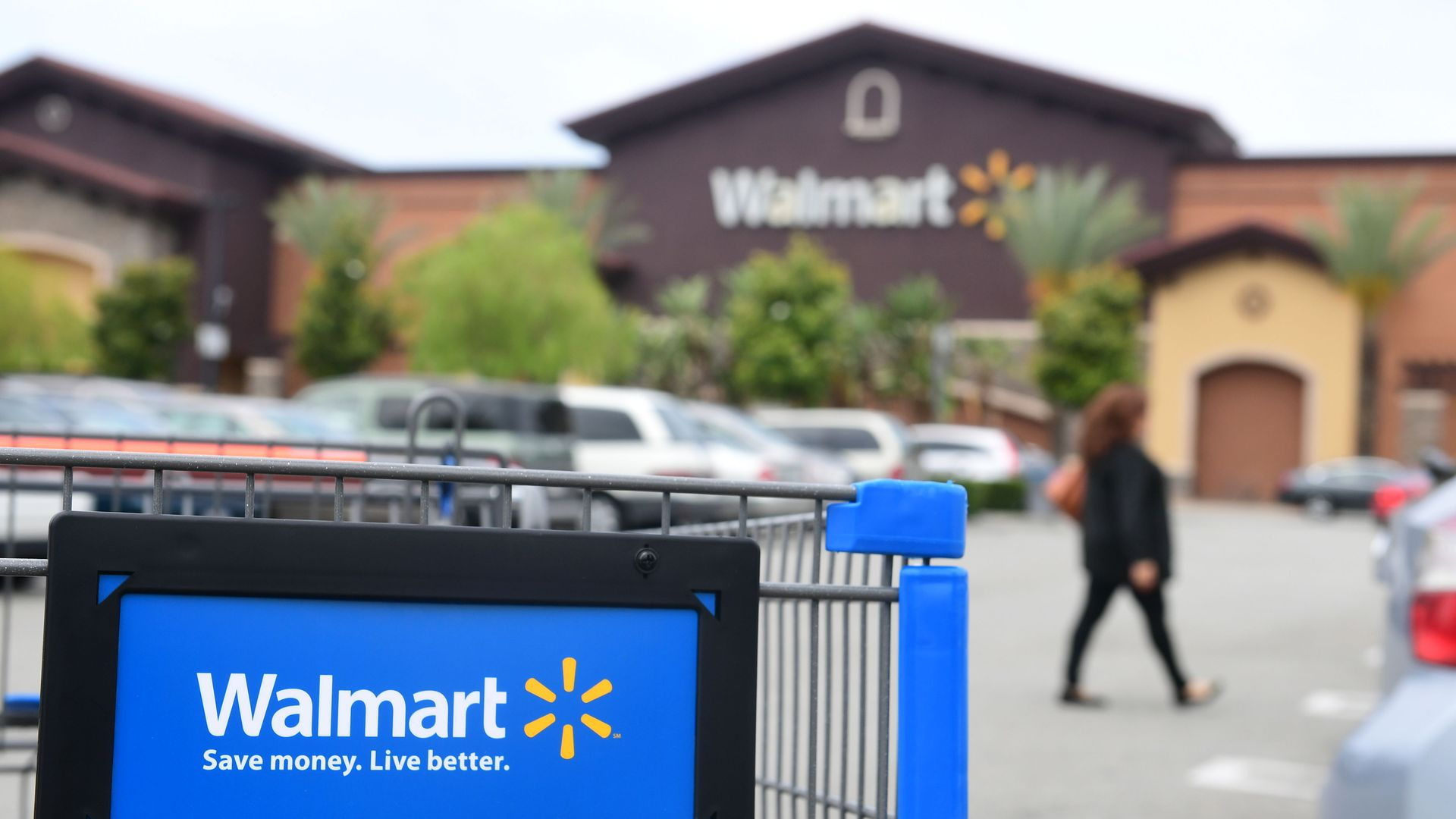 Walmart to halt sale of ammunition for handguns, assault