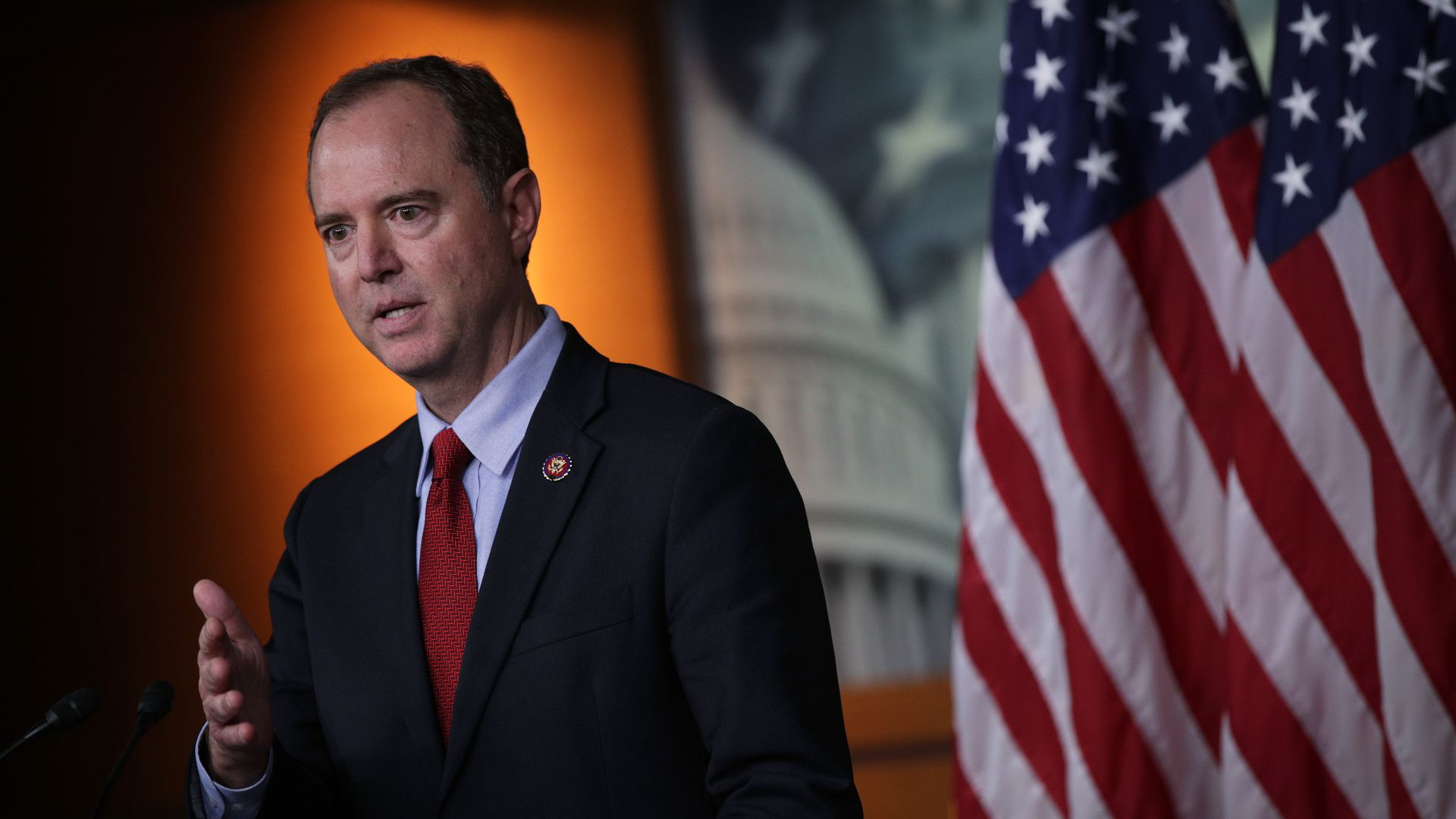 House Republicans' effort to censure Adam Schiff fails