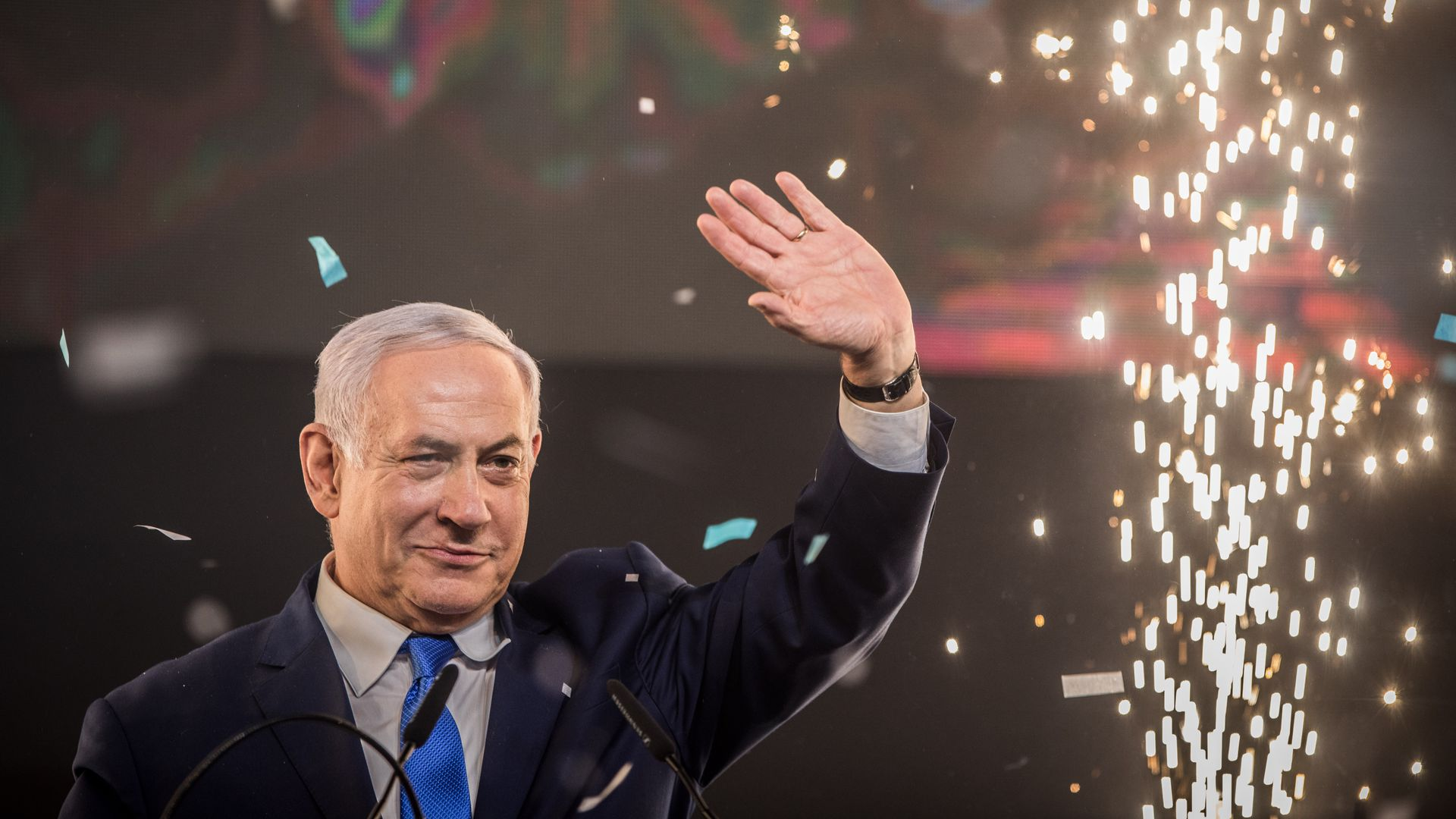 6 things you need to know about Benjamin Netanyahu's Israeli election victory