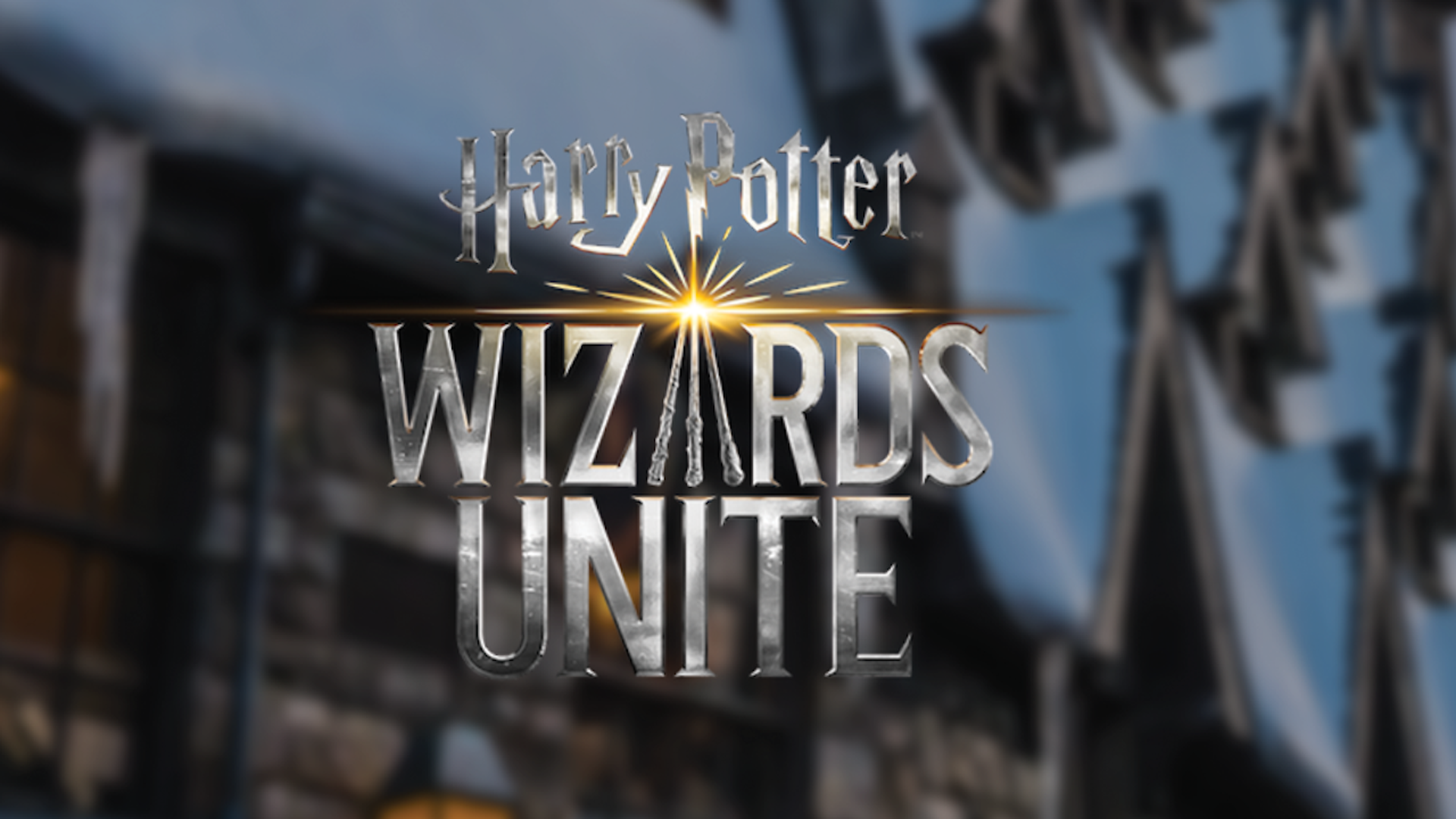 "Niantic's Harry Potter ""Wizards Unite"" game"
