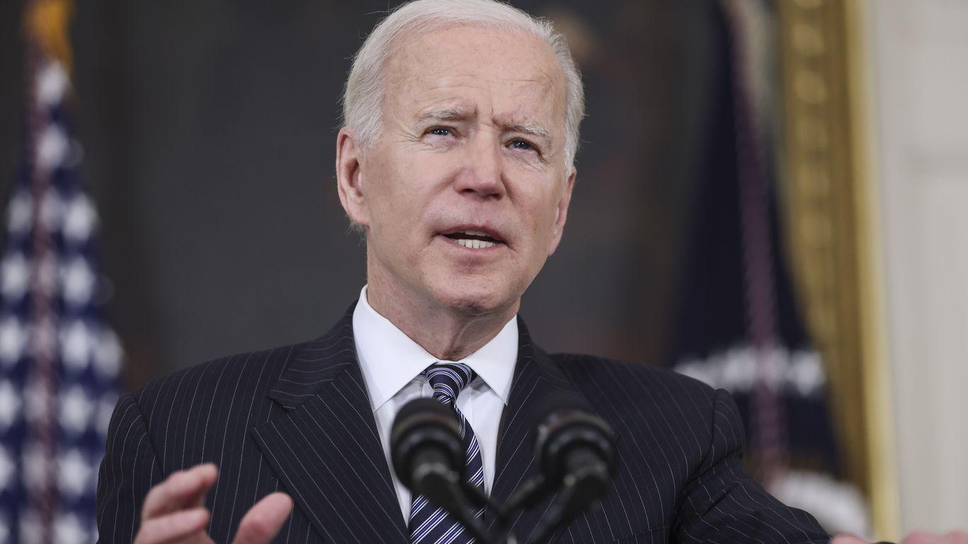 Treasury details Biden's plan to raise $2 trillion through corporate tax hikes thumbnail