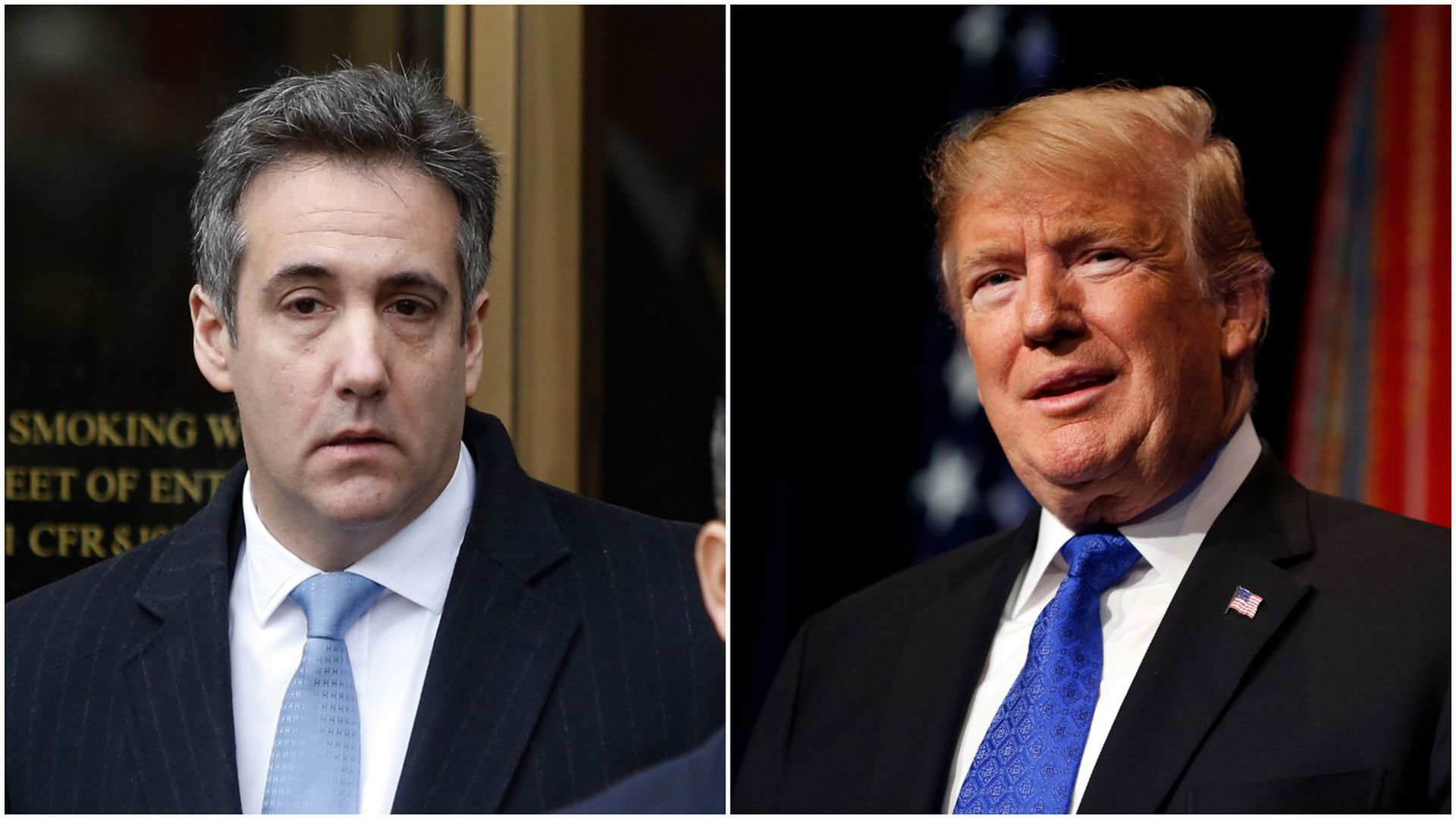 axios.com - Buzzfeed: Trump told Cohen to lie to Congress about Moscow tower