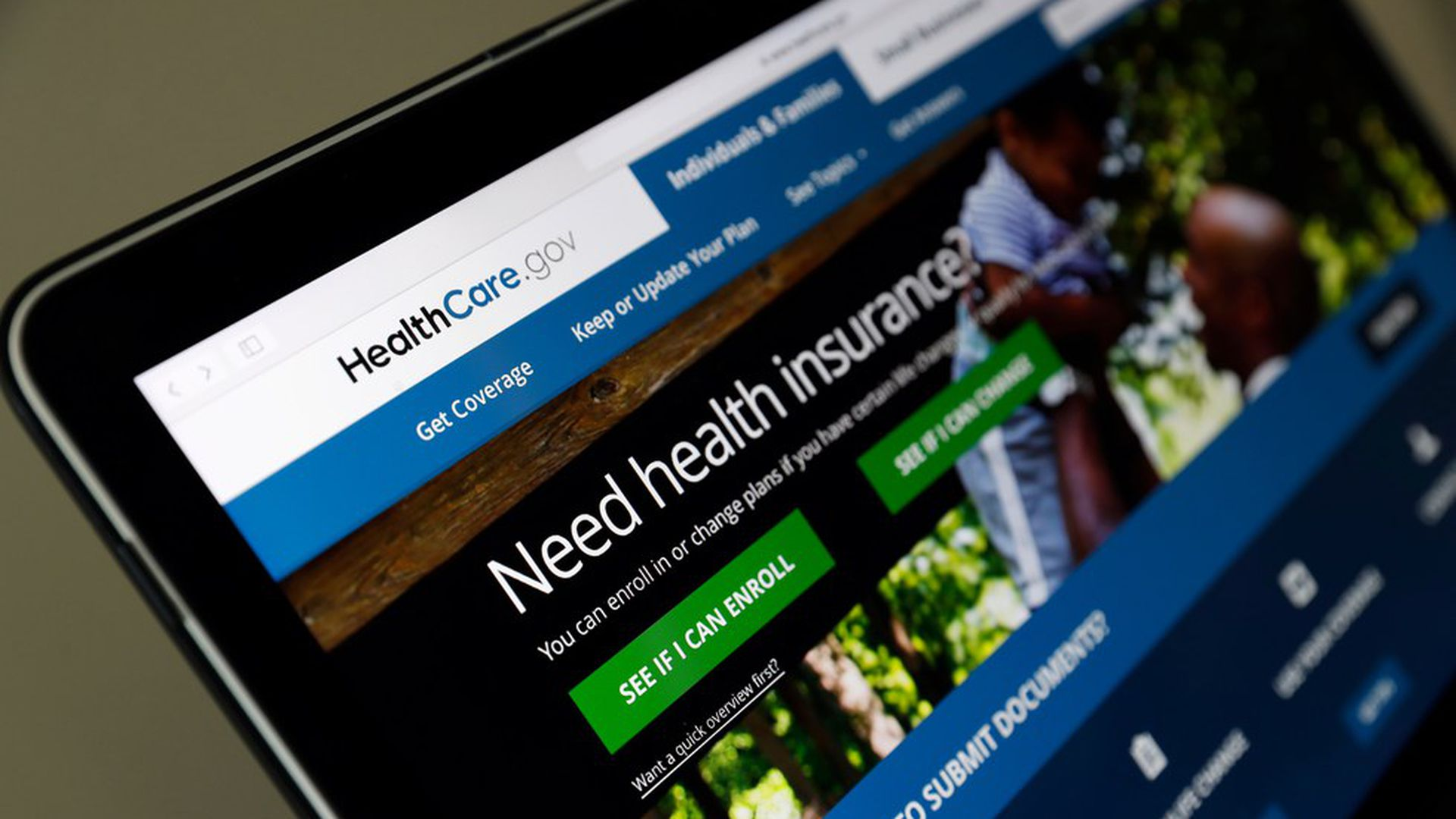 More than 600k people signed up for the ACA in week one