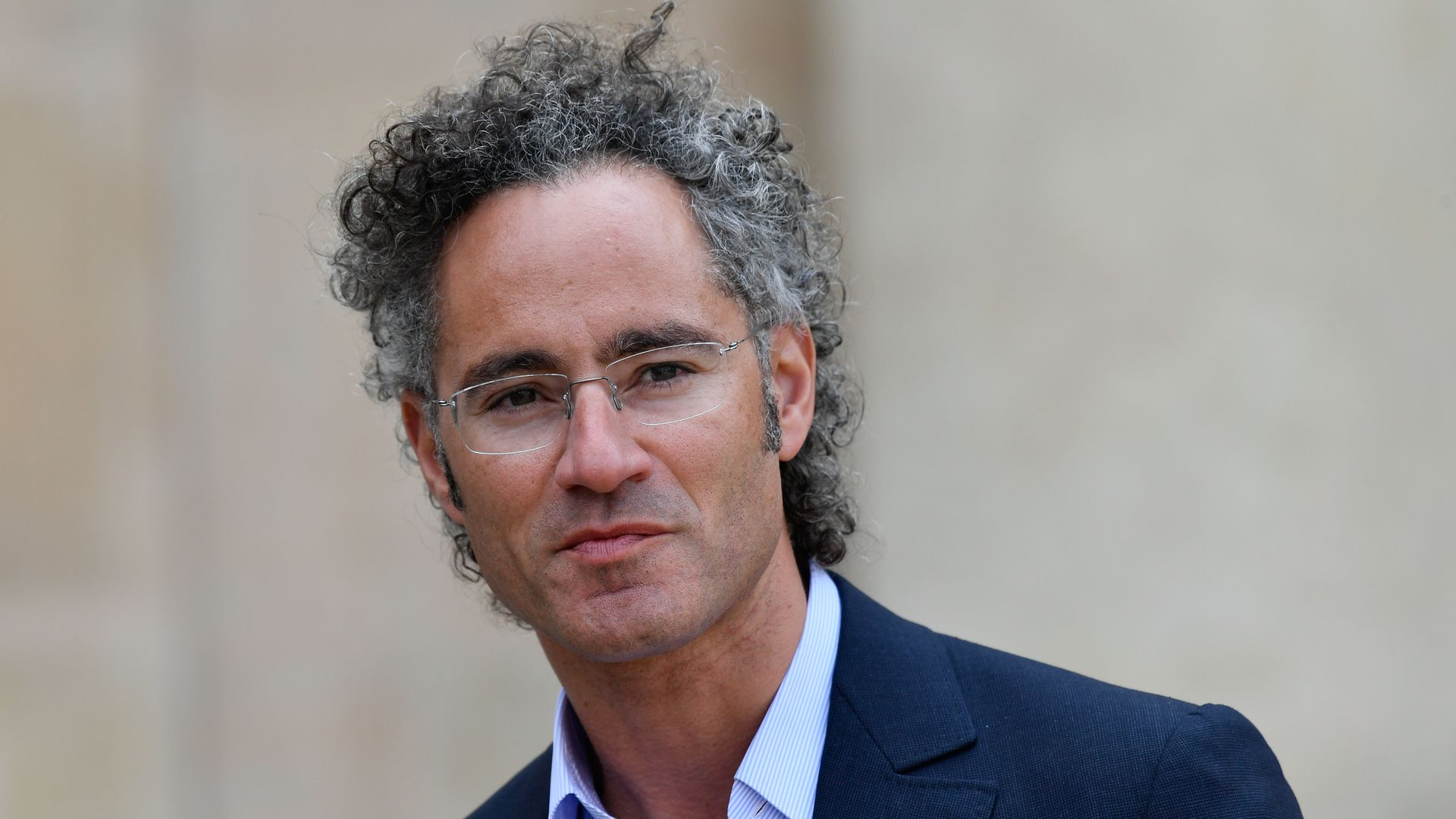 """""""It's a legitimate, complex issue"""": Palantir CEO defends company's border work with ICE"""