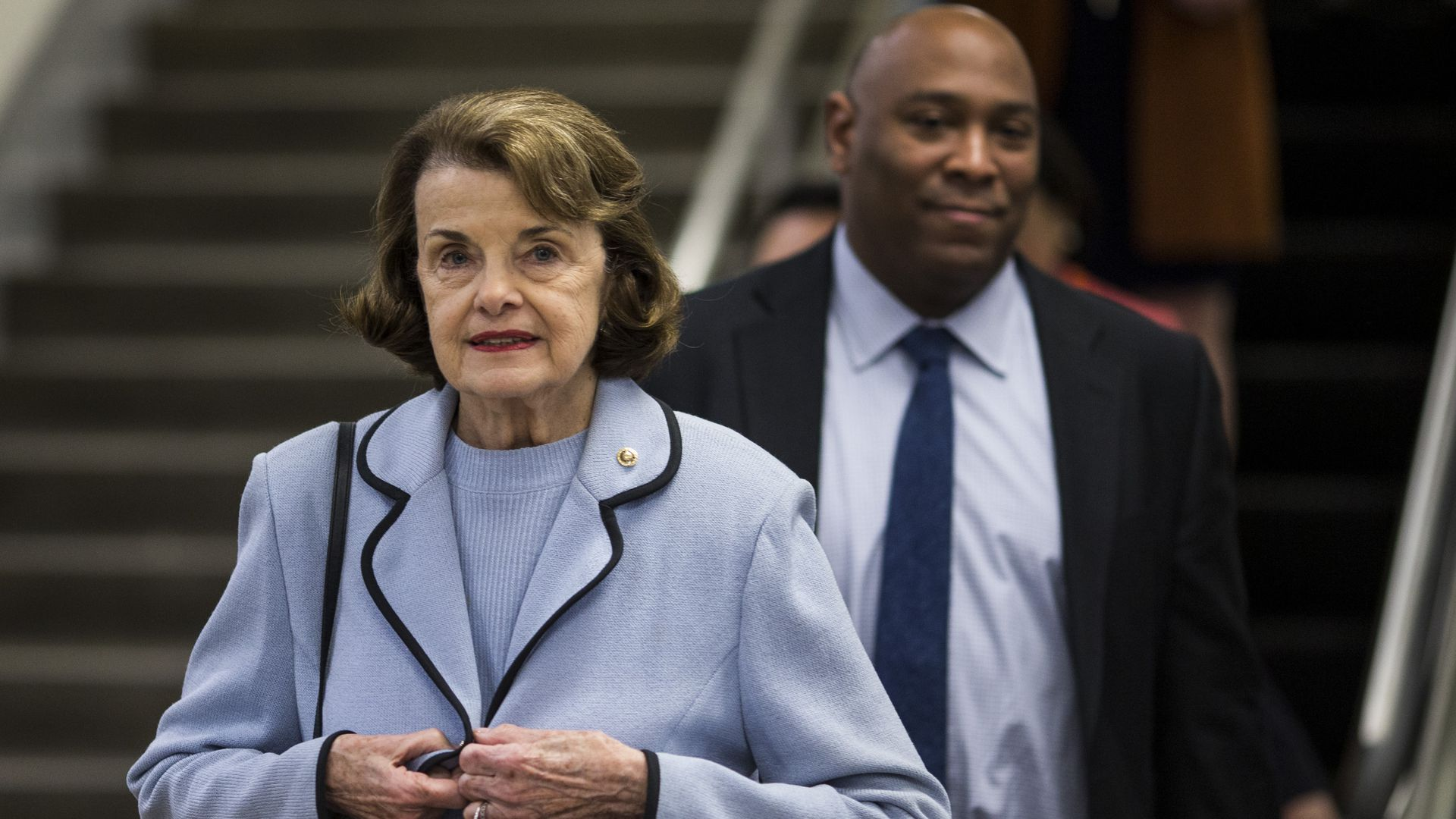 california democratic party doesn t endorse dianne feinstein axios california democratic party doesn t