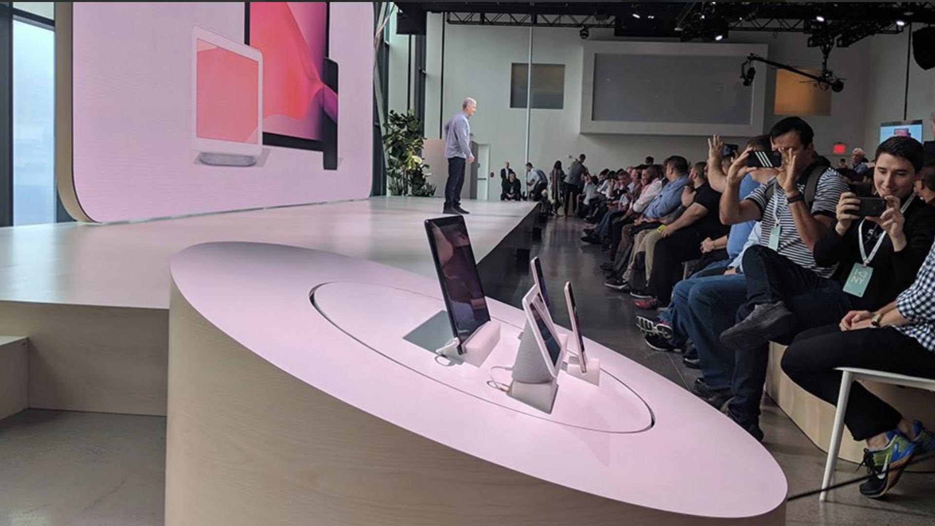 Google unveils the Pixel 3, Pixel Slate and Pixel Hub at an event in New York