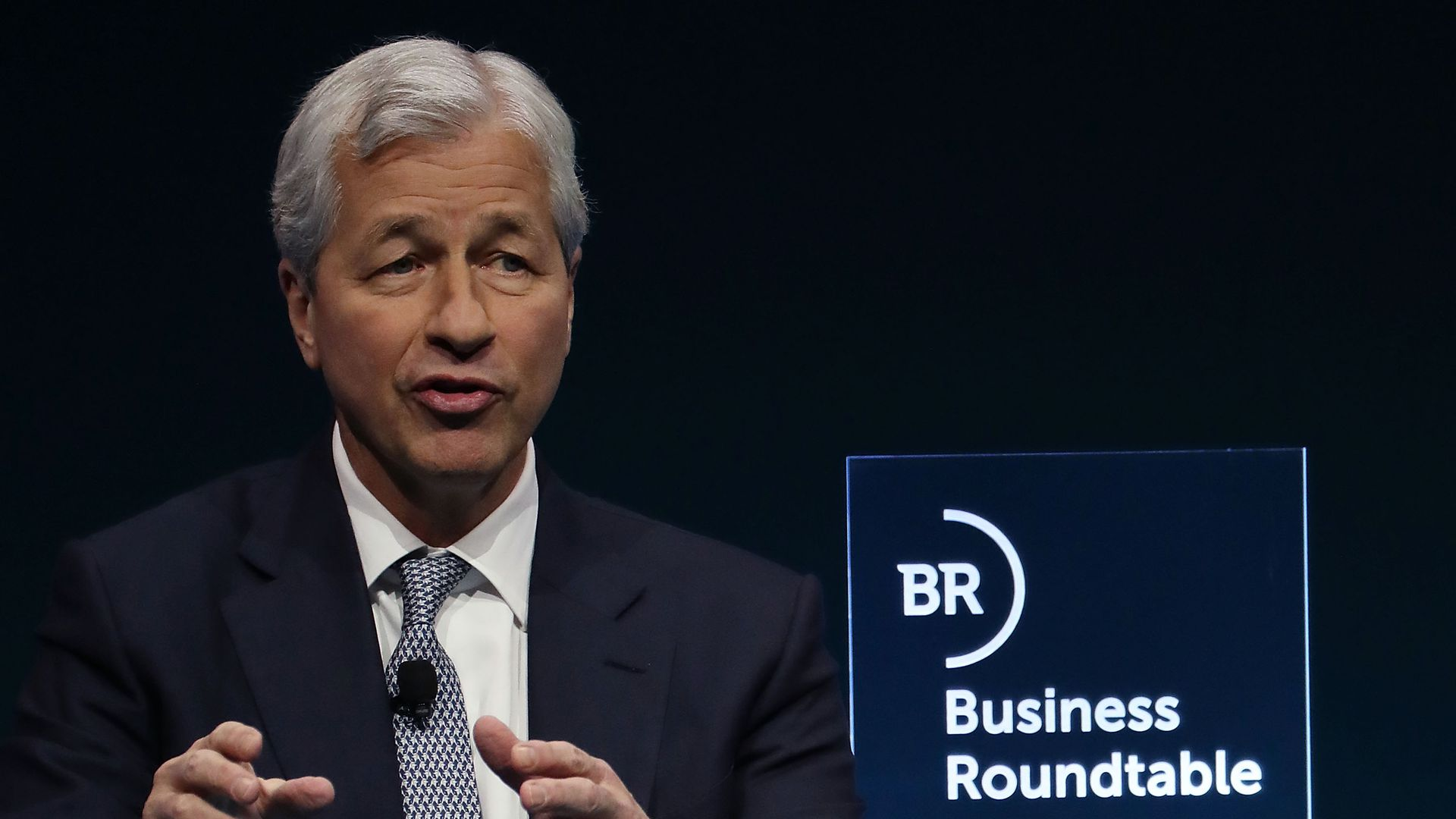 Business Roundtable survey finds CEO optimism dropped for 7th straight quarter