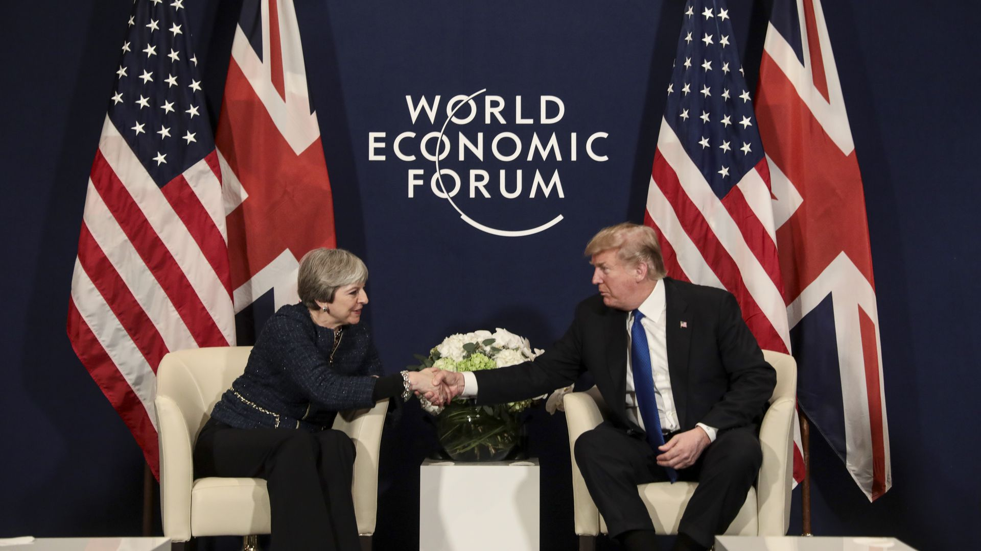 May and Trump