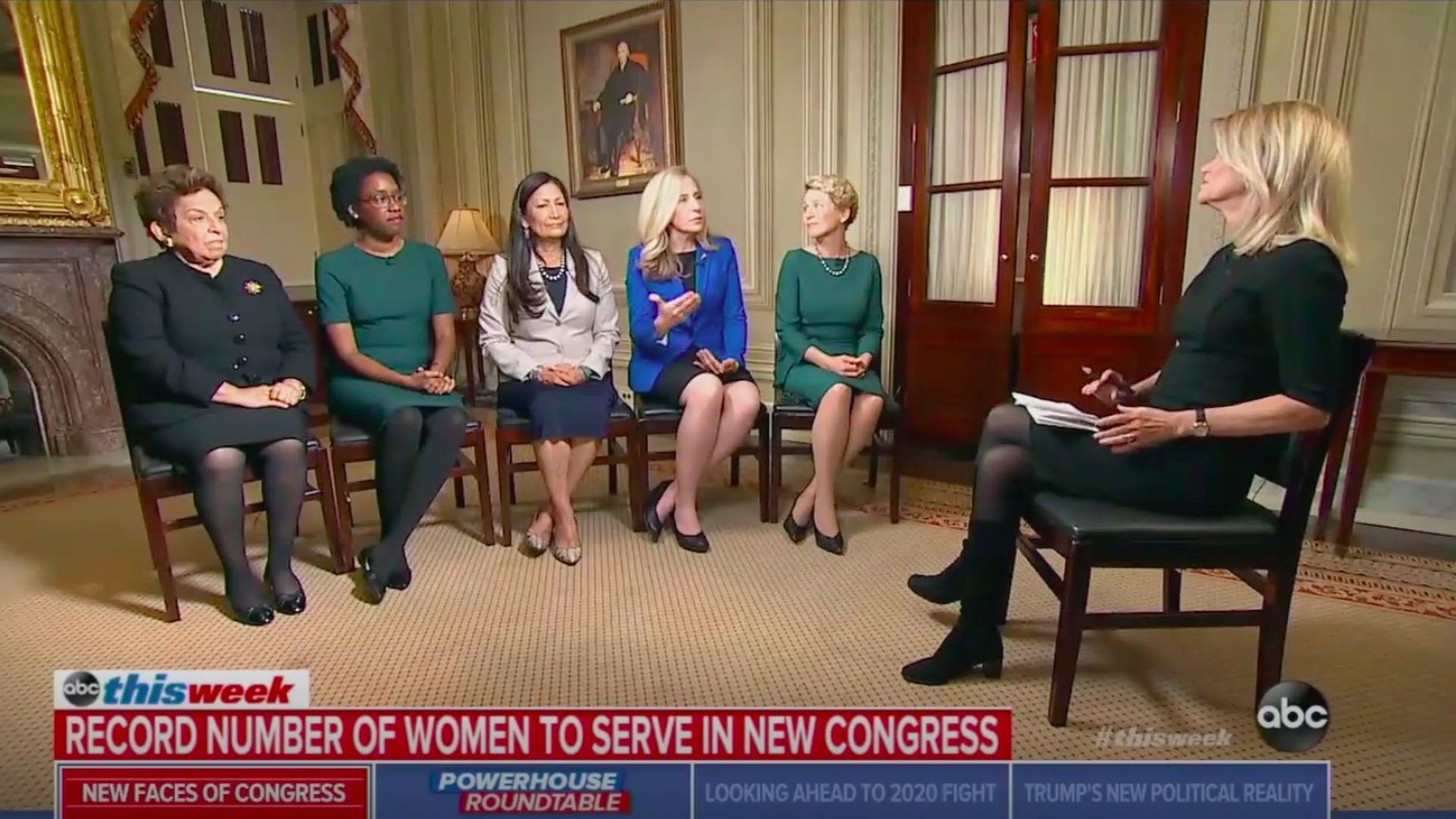 """""""What's been missing in Congress"""": Diverse new House members hit the Sunday shows"""