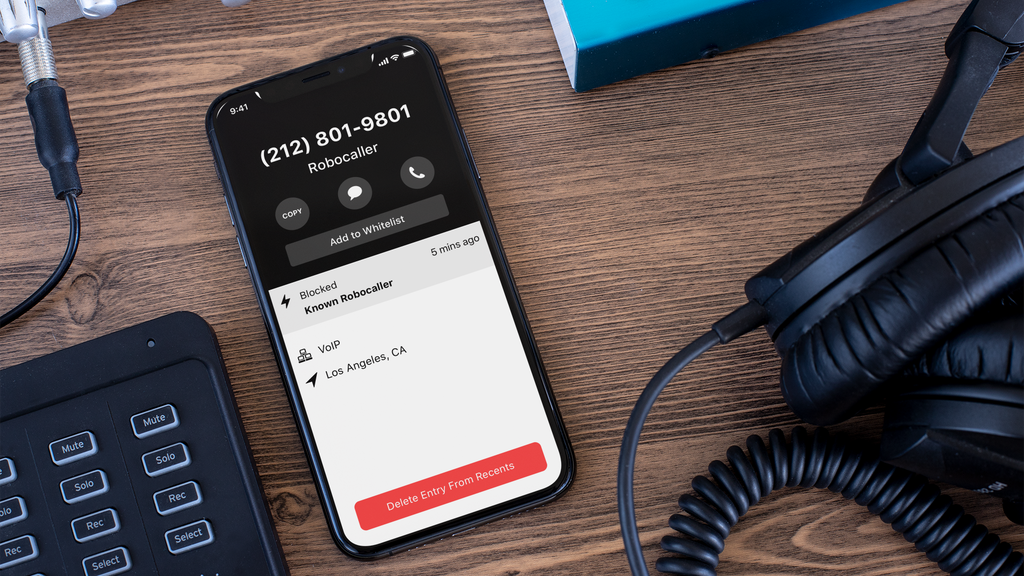 Firewall is a new app that sends your robocalls straight to