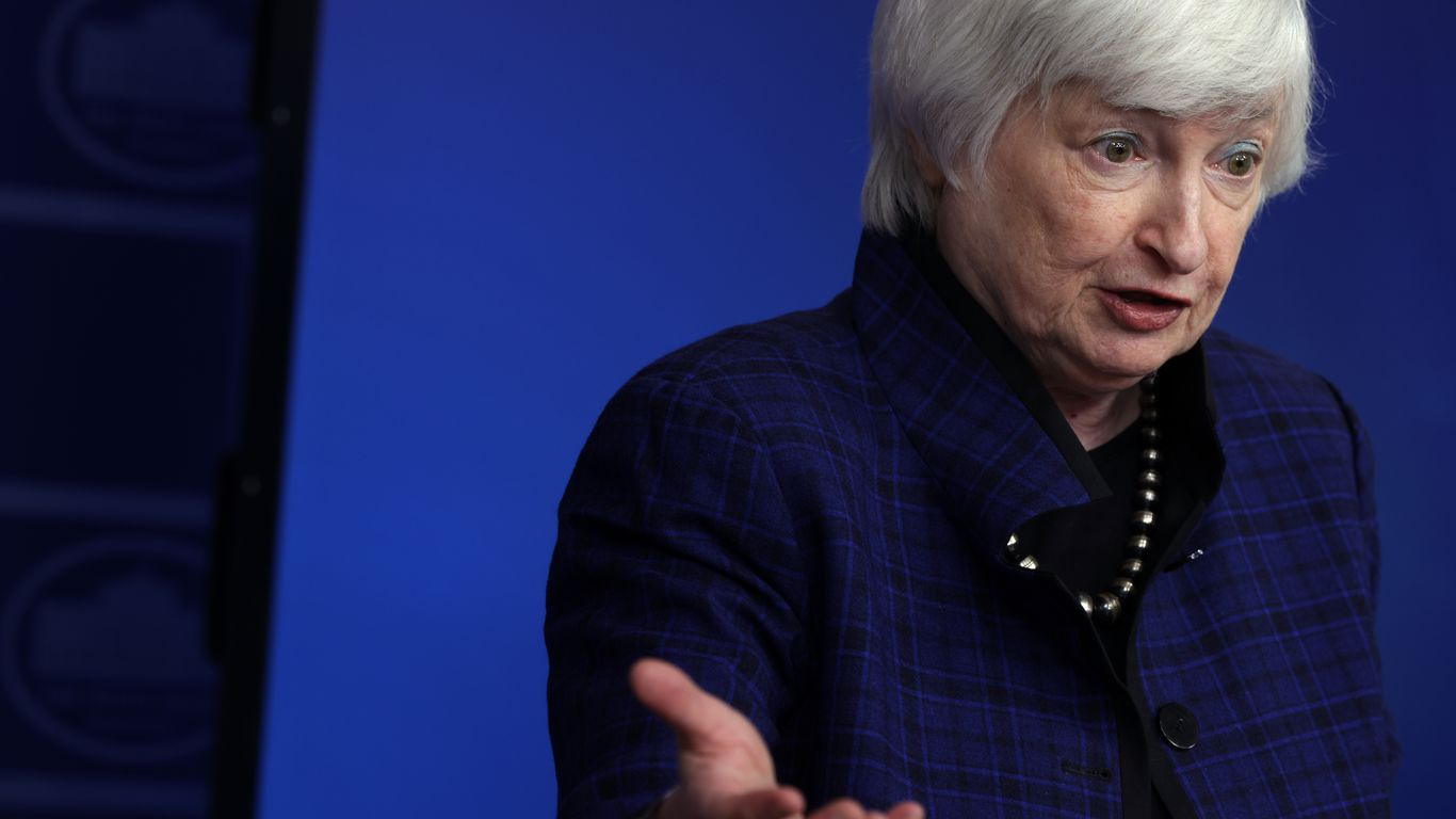 Yellen will ask businesses to embrace corporate tax hike to fund infrastructure thumbnail
