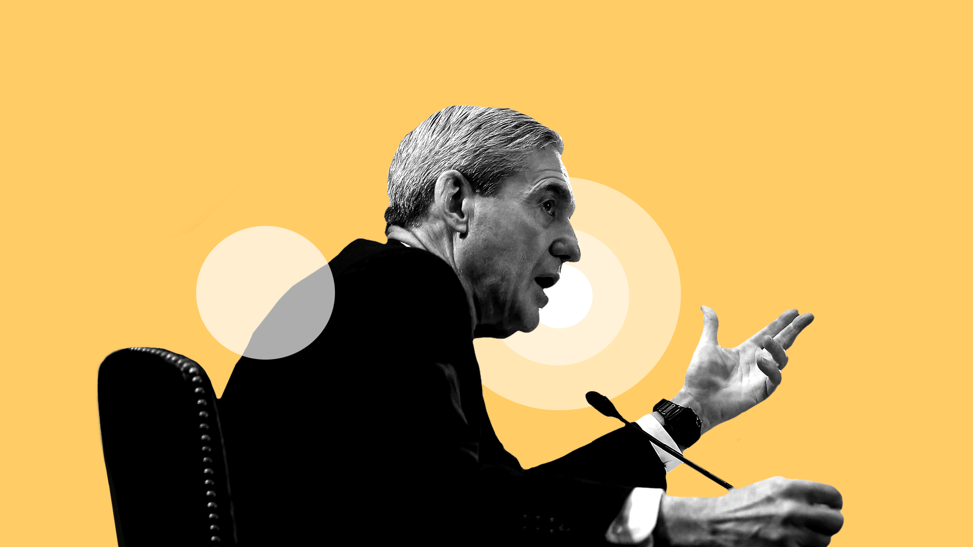 MUELLER REPORT/HEARINGS cover image