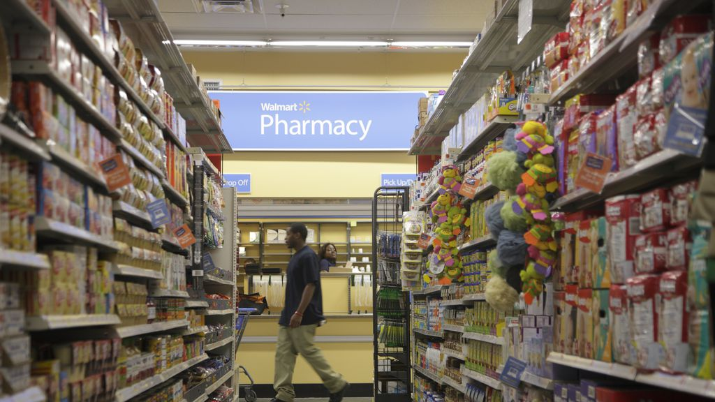 Walmart To Pull Pharmacies From CVS Networks Axios