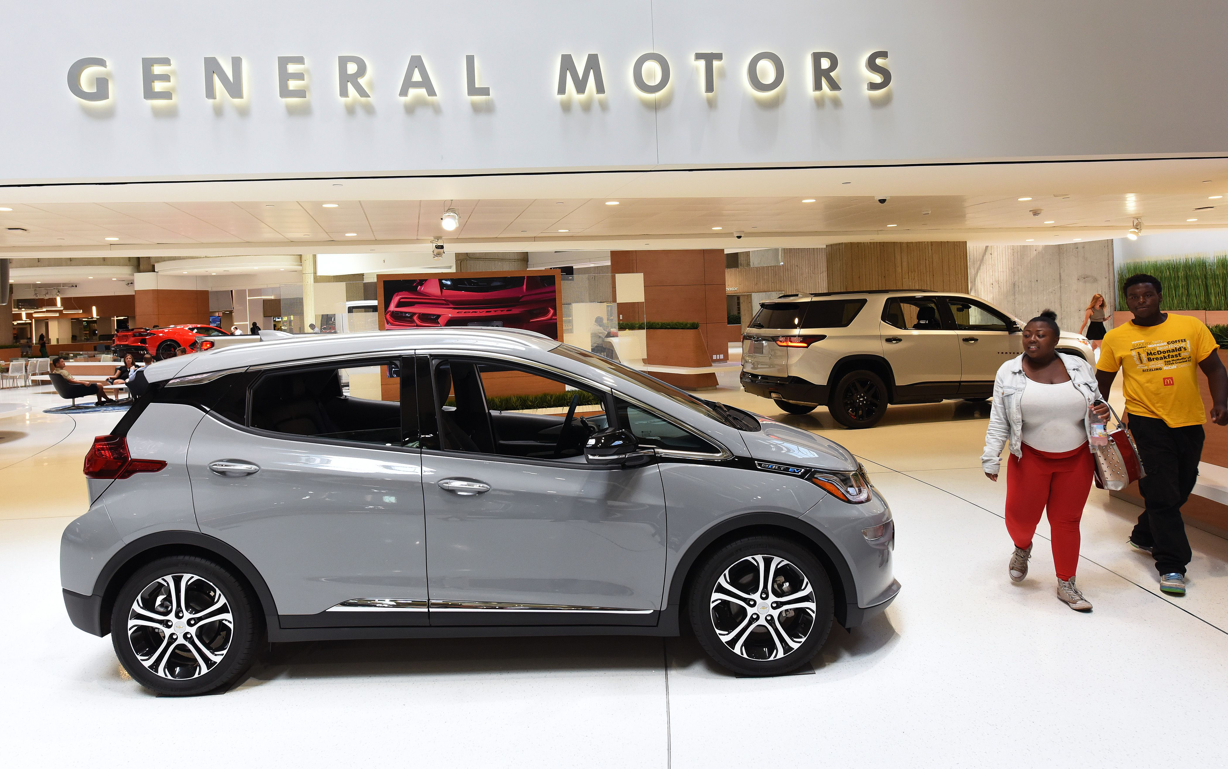 GM and Honda team up to develop electric vehicles