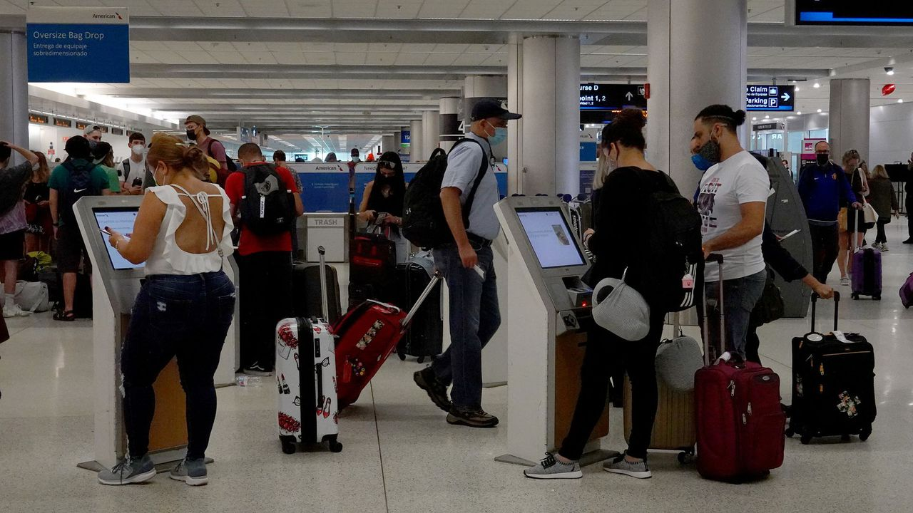 Fears over the Delta variant derail fall travel plans