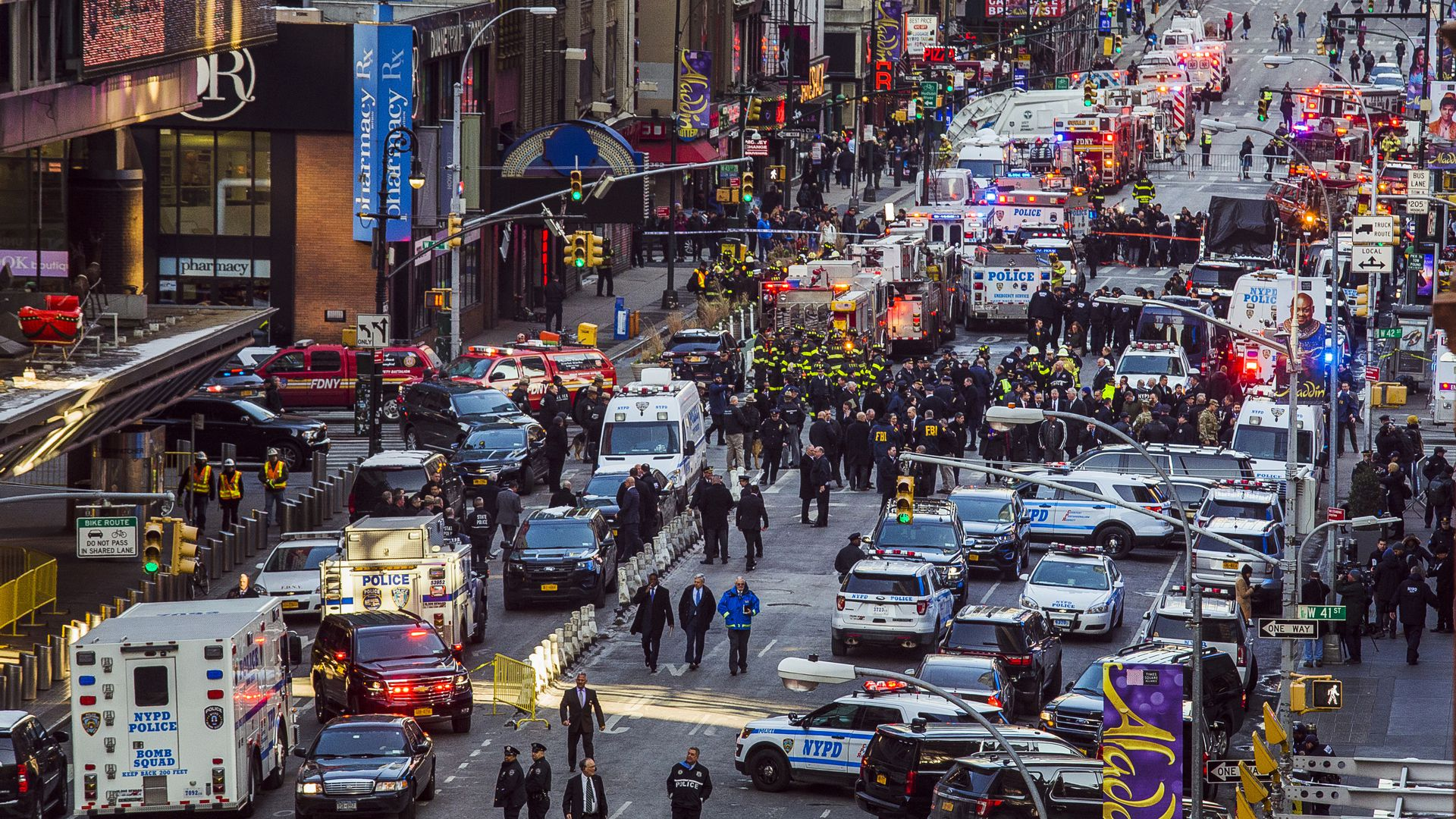 NYC explosion