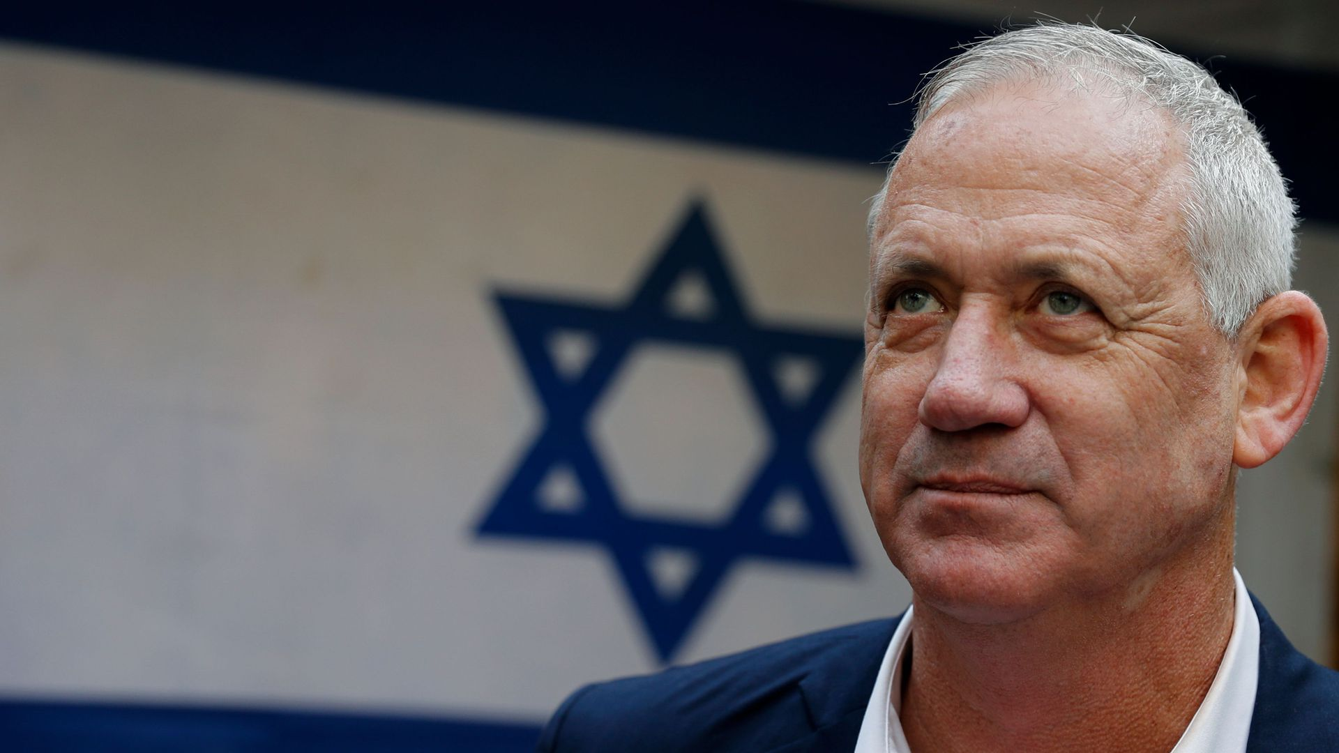 Israel's Benny Gantz considers turning down Trump's White House invite for peace plan meeting