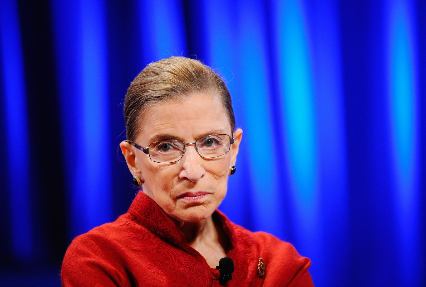 Ruth Bader Ginsburg will lie in state in Capitol's National Statuary Hall thumbnail