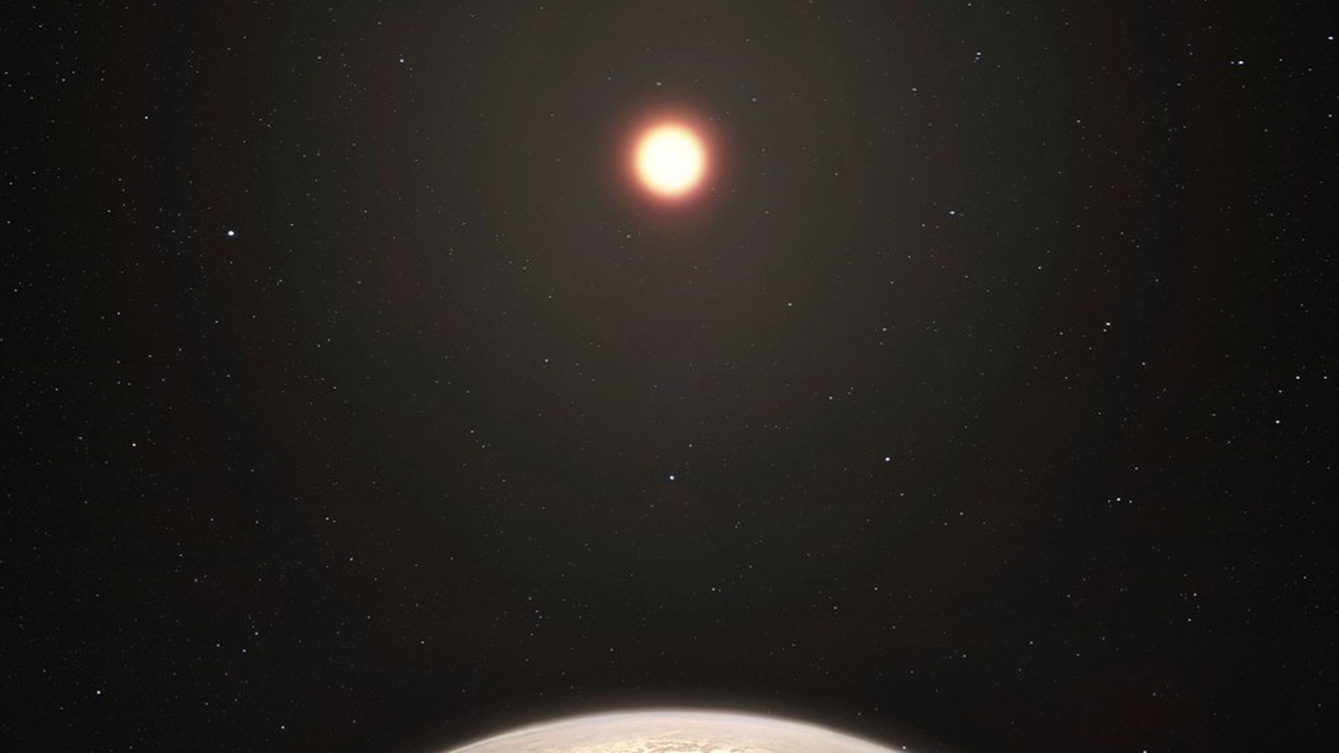 New Earth-like planet may be the right temperature for life