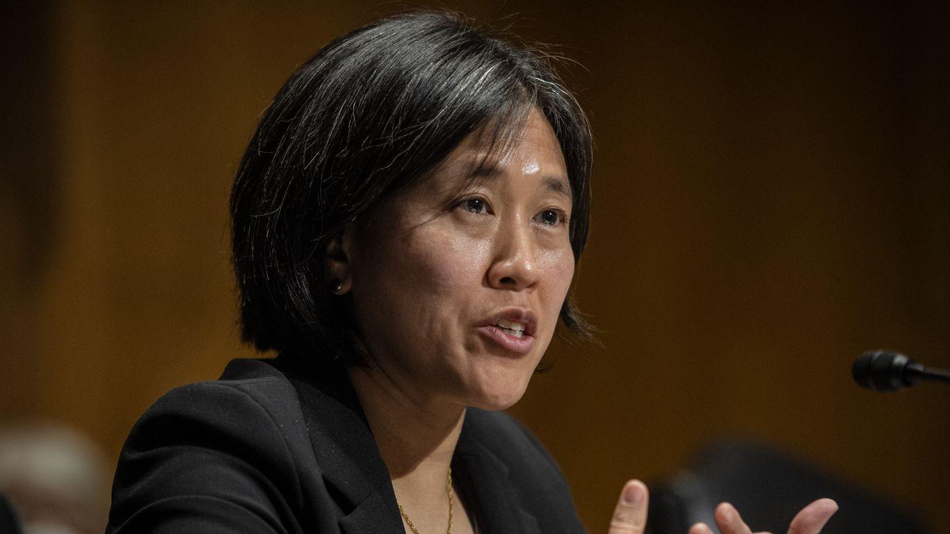 Senate unanimously confirms China expert Katherine Tai as U.S. trade representative thumbnail