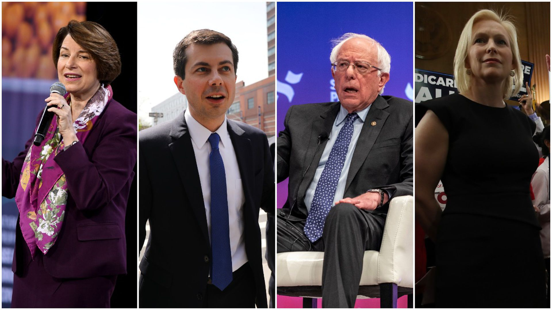 All the 2020 Democrats doing Fox News town halls