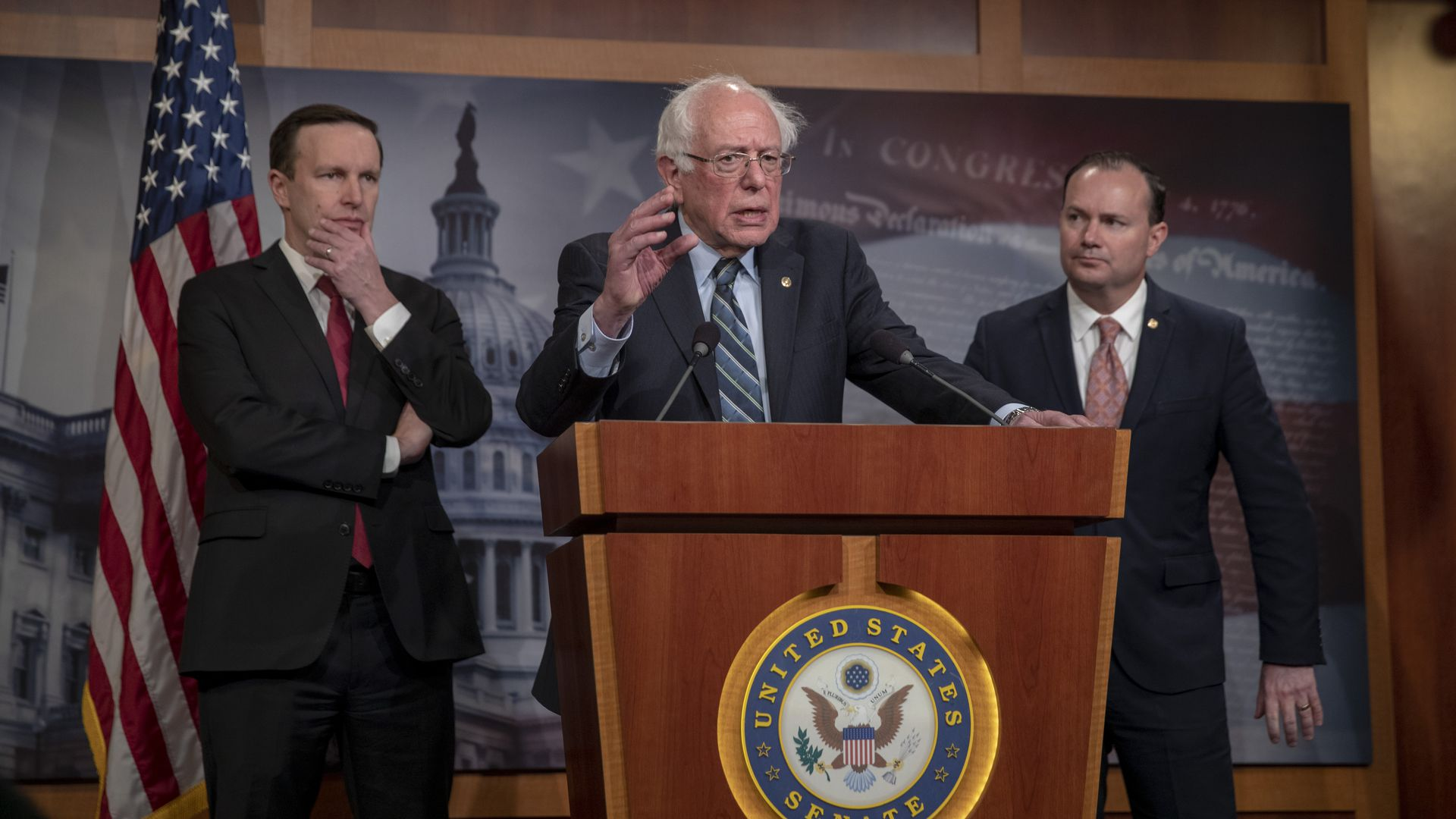 Bernie Sanders apologizes for pattern of sexual misconduct by 2016 campaign staff