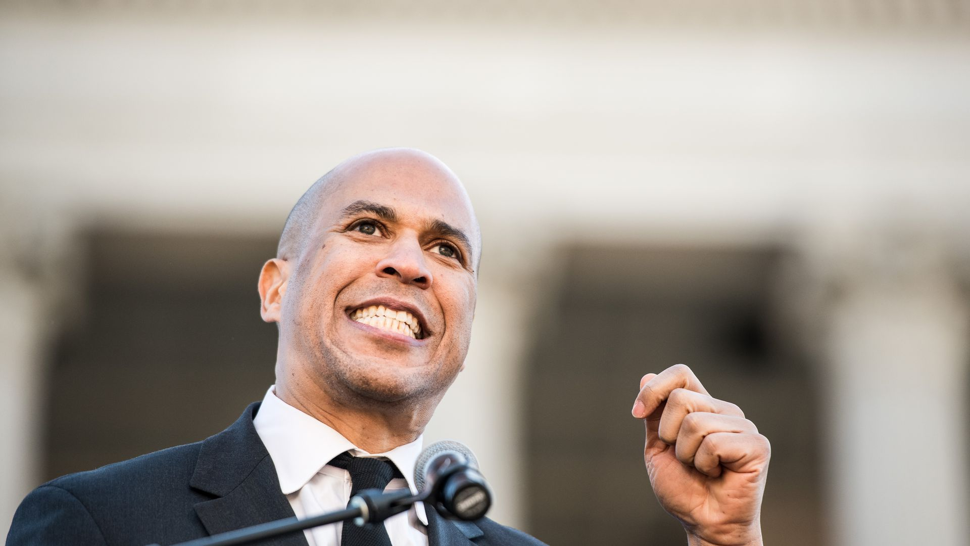 Summer Cummings 2020.Cory Booker Enters 2020 Presidential Election Axios