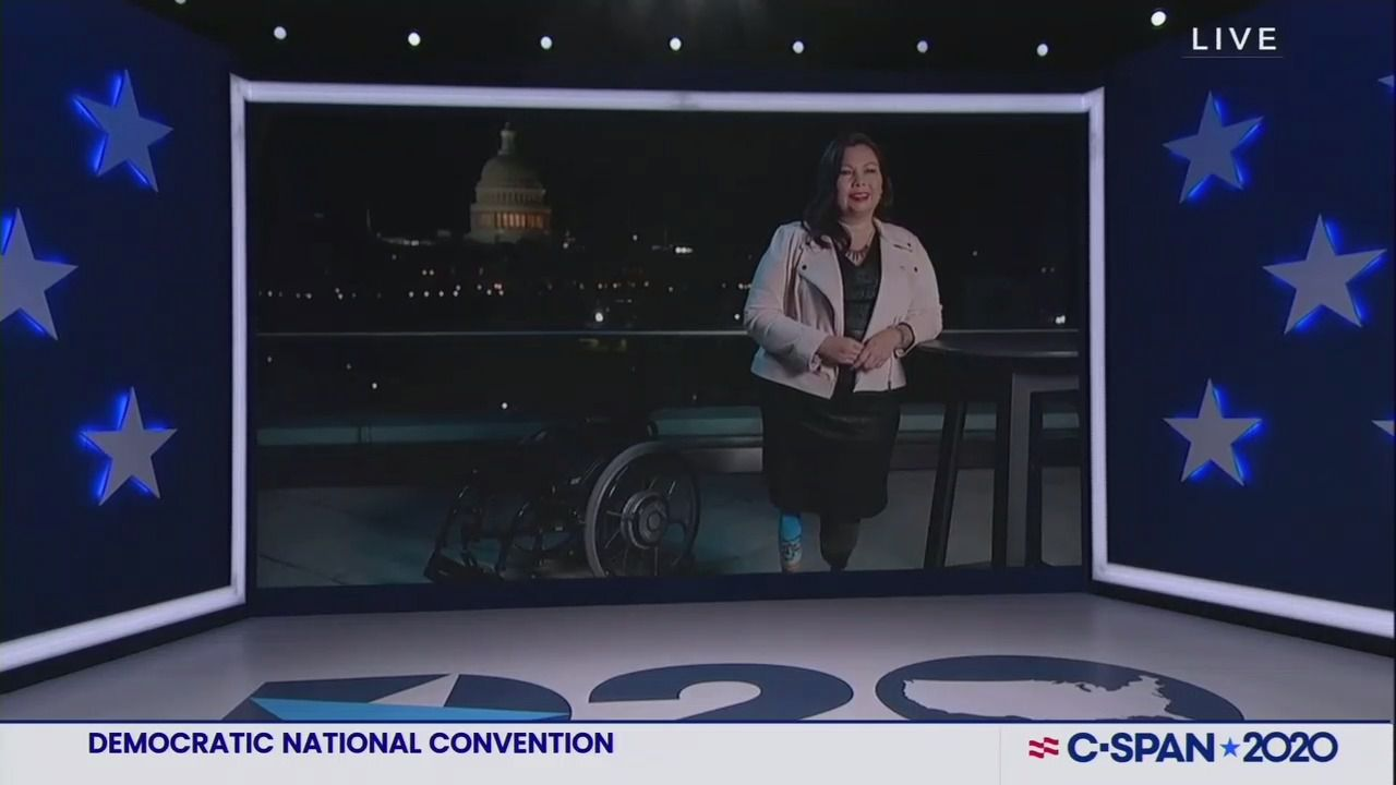 "Tammy Duckworth: ""Joe Biden would never let tyrants manipulate him like a puppet"" thumbnail"