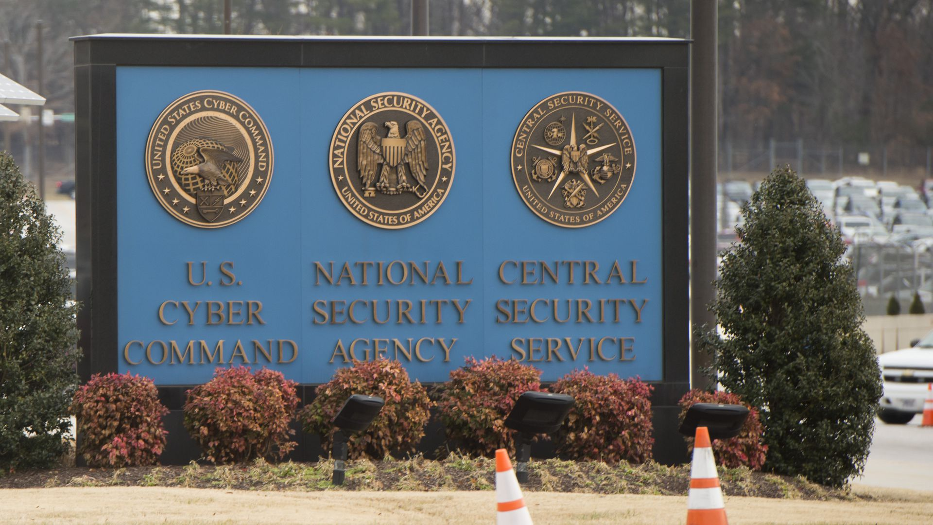 The National Security Agency headquarters in Fort Meade, Maryland. Photo: Saul Loeb/AFP/Getty Images