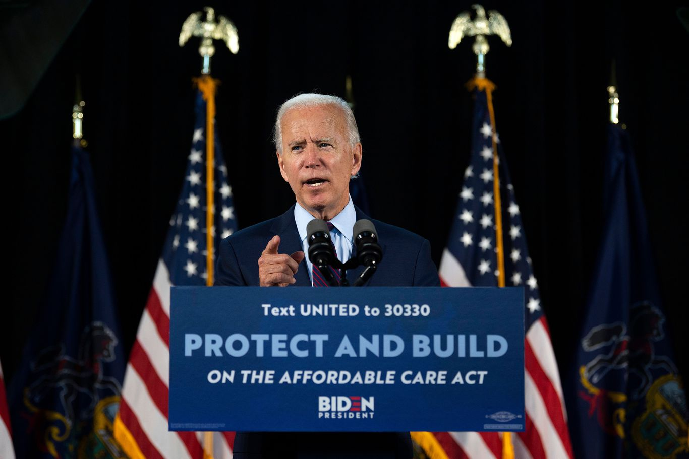 Joe Biden's plan to make the Affordable Care Act more affordable