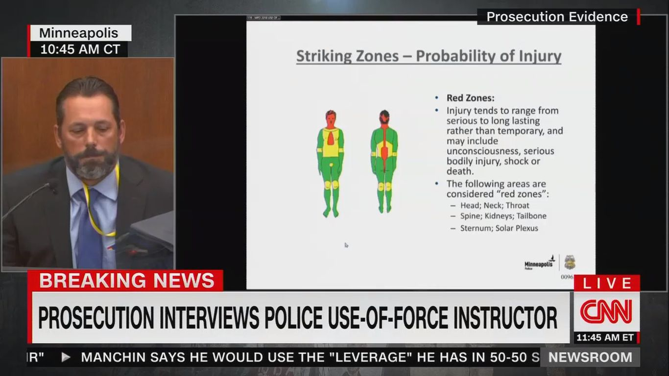 Minneapolis use-of-force instructor: Officers not trained to use knee-on-neck restraints thumbnail