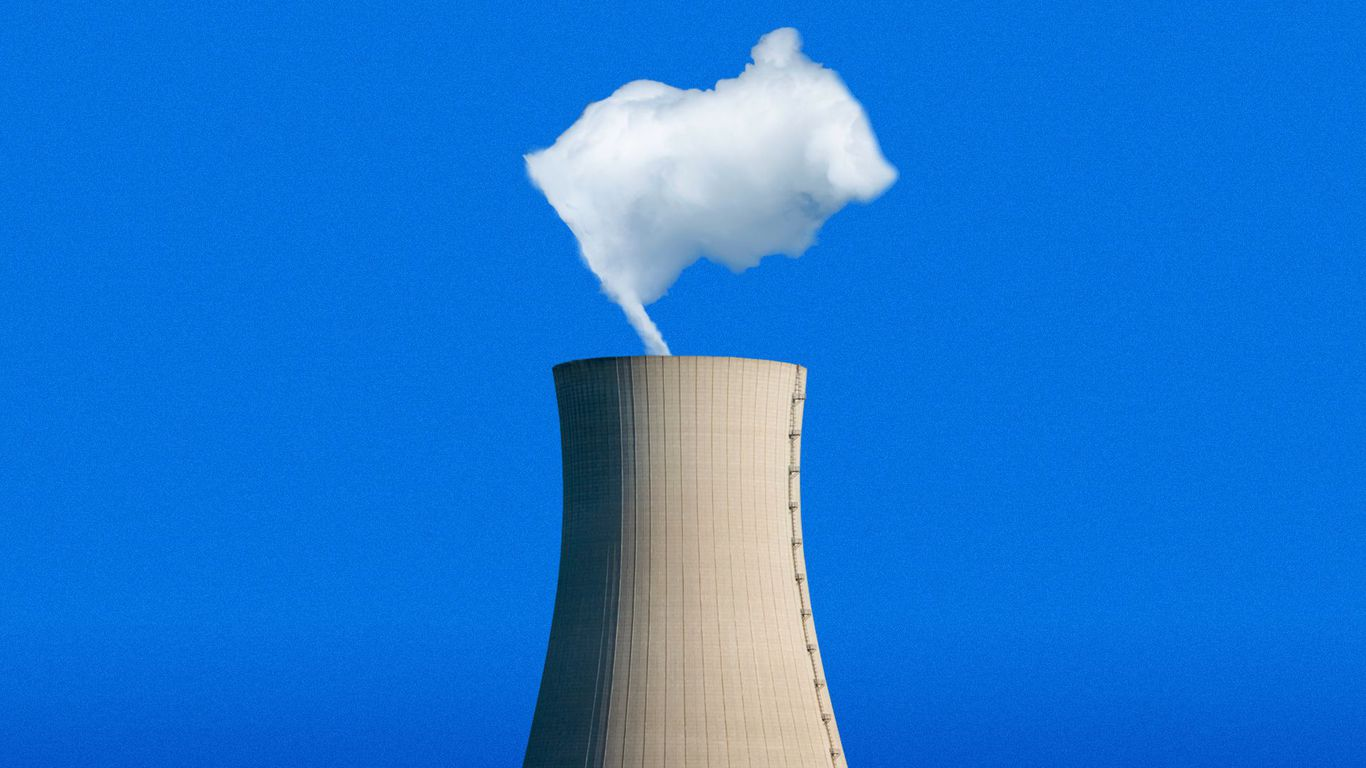 Nuclear power and carbon capture gain support because of climate change