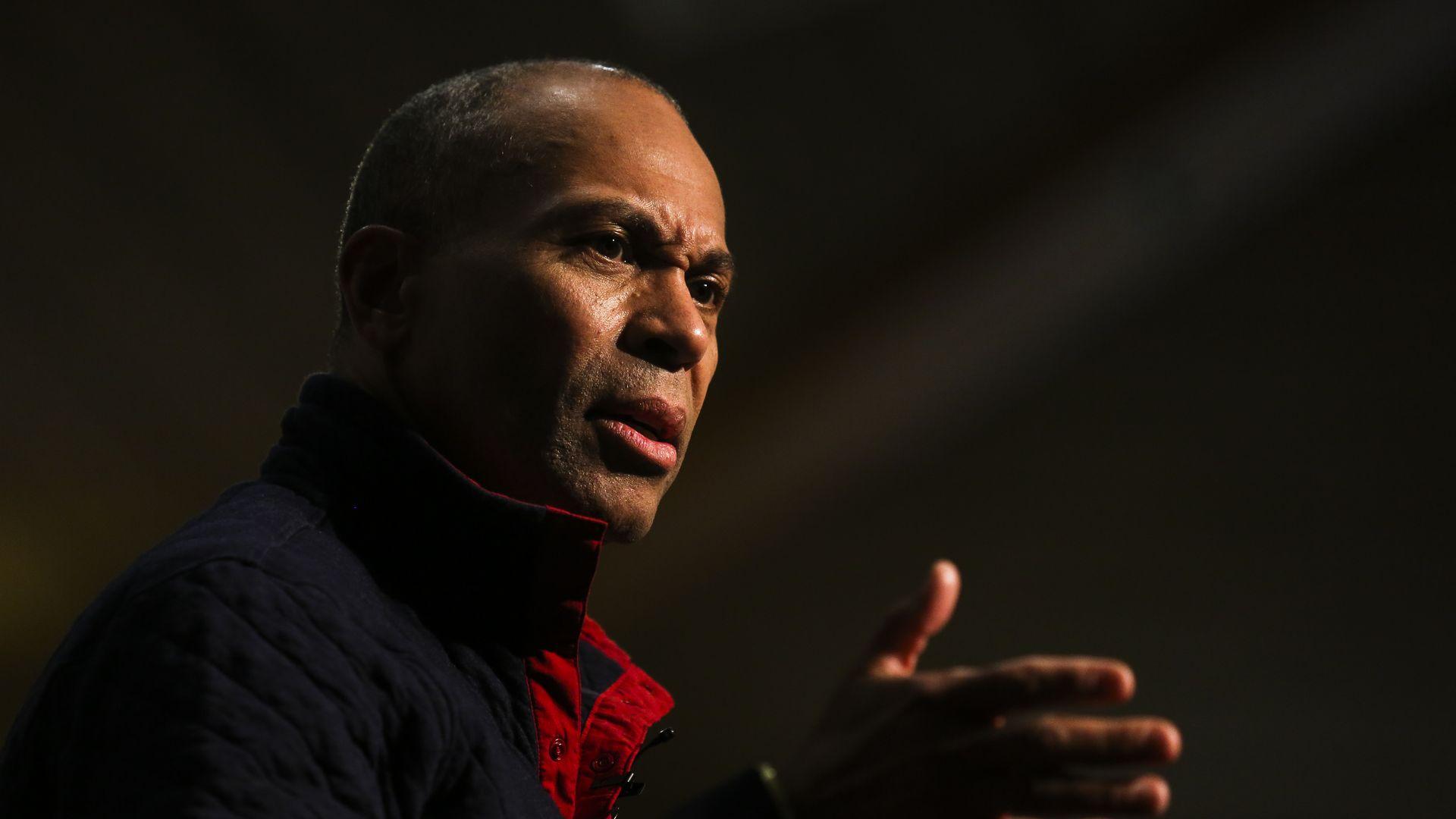 Deval Patrick support reparations as he releases black economic agenda