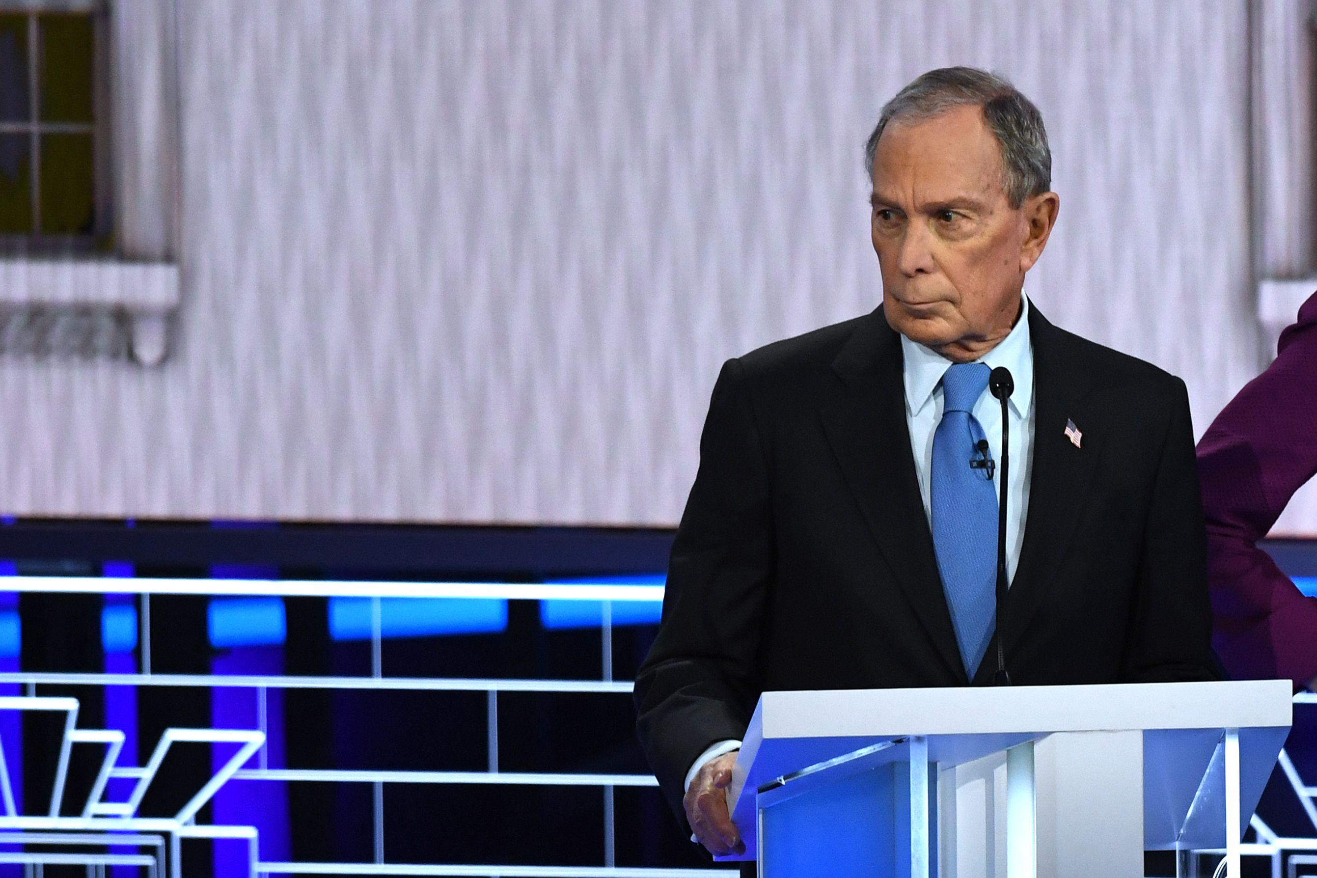 """Judge who presided over """"stop-and-frisk"""" case says Bloomberg got it wrong on debate night - Axios"""