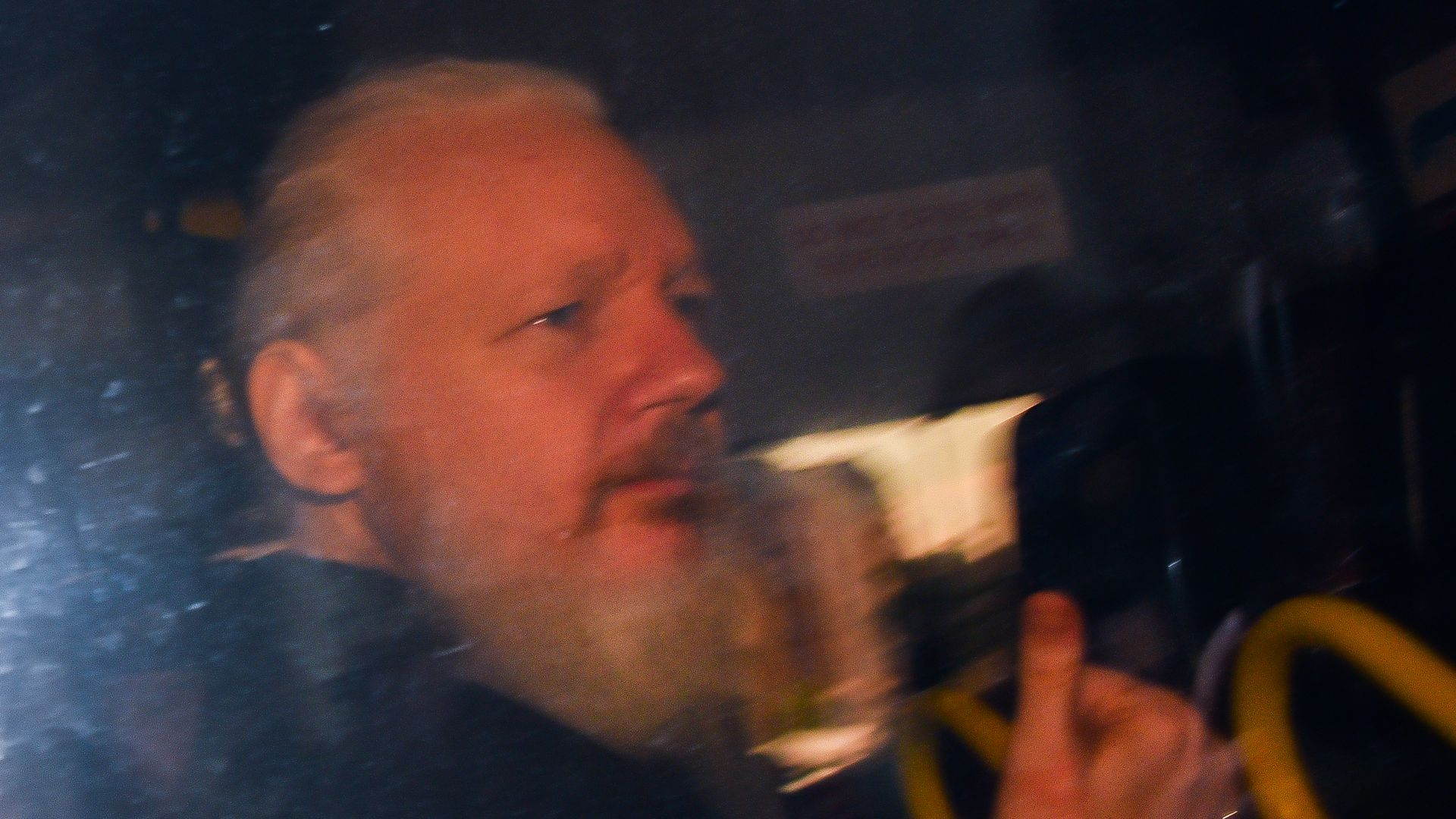 Julian Assange is expected to fight extradition to the U.S.