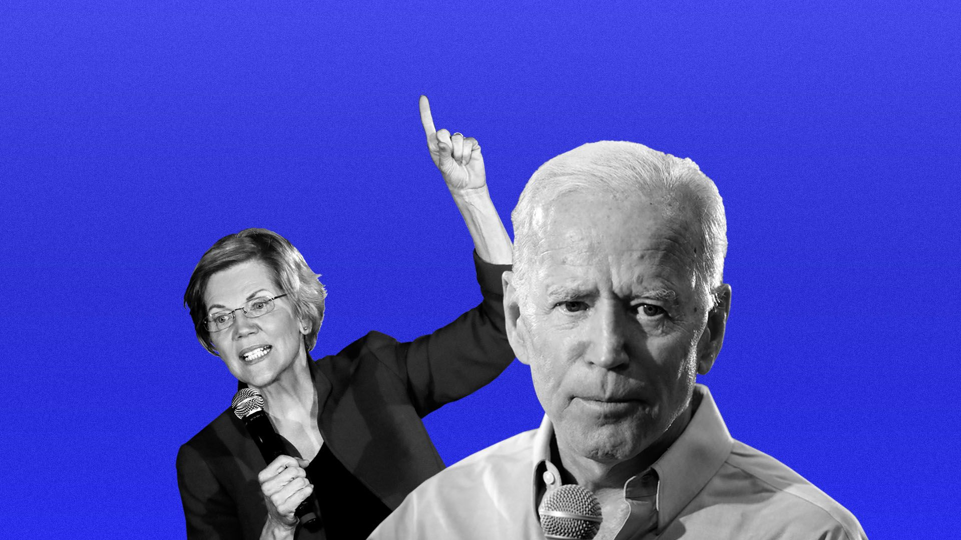 Joe Biden has an Elizabeth Warren problem
