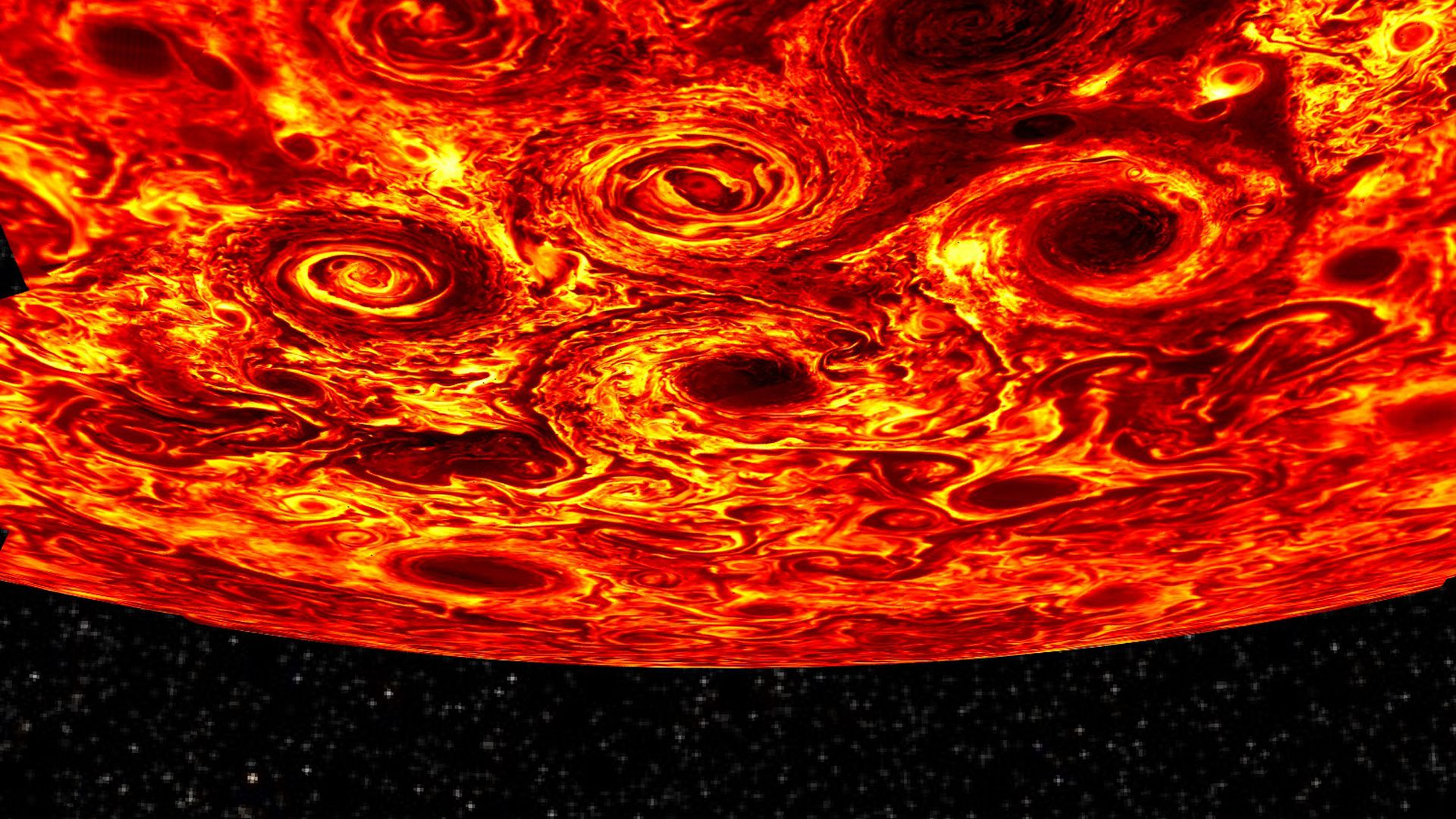 Jupiter is nothing like scientists expected