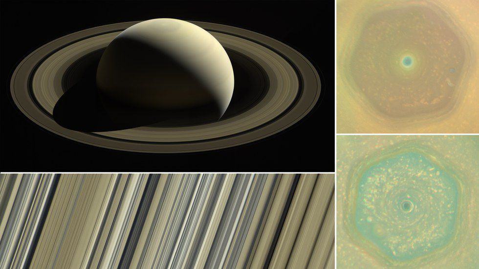 Our only mission to Saturn is over. Here's what we've learned. - Axios