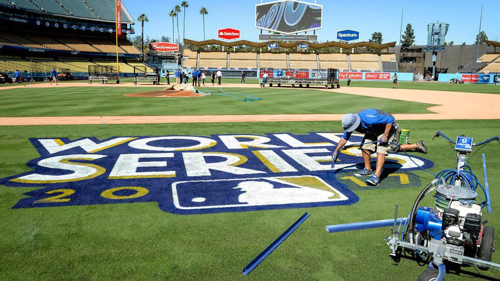 e93cd192339413 Major League Baseball games longer than ever - Axios