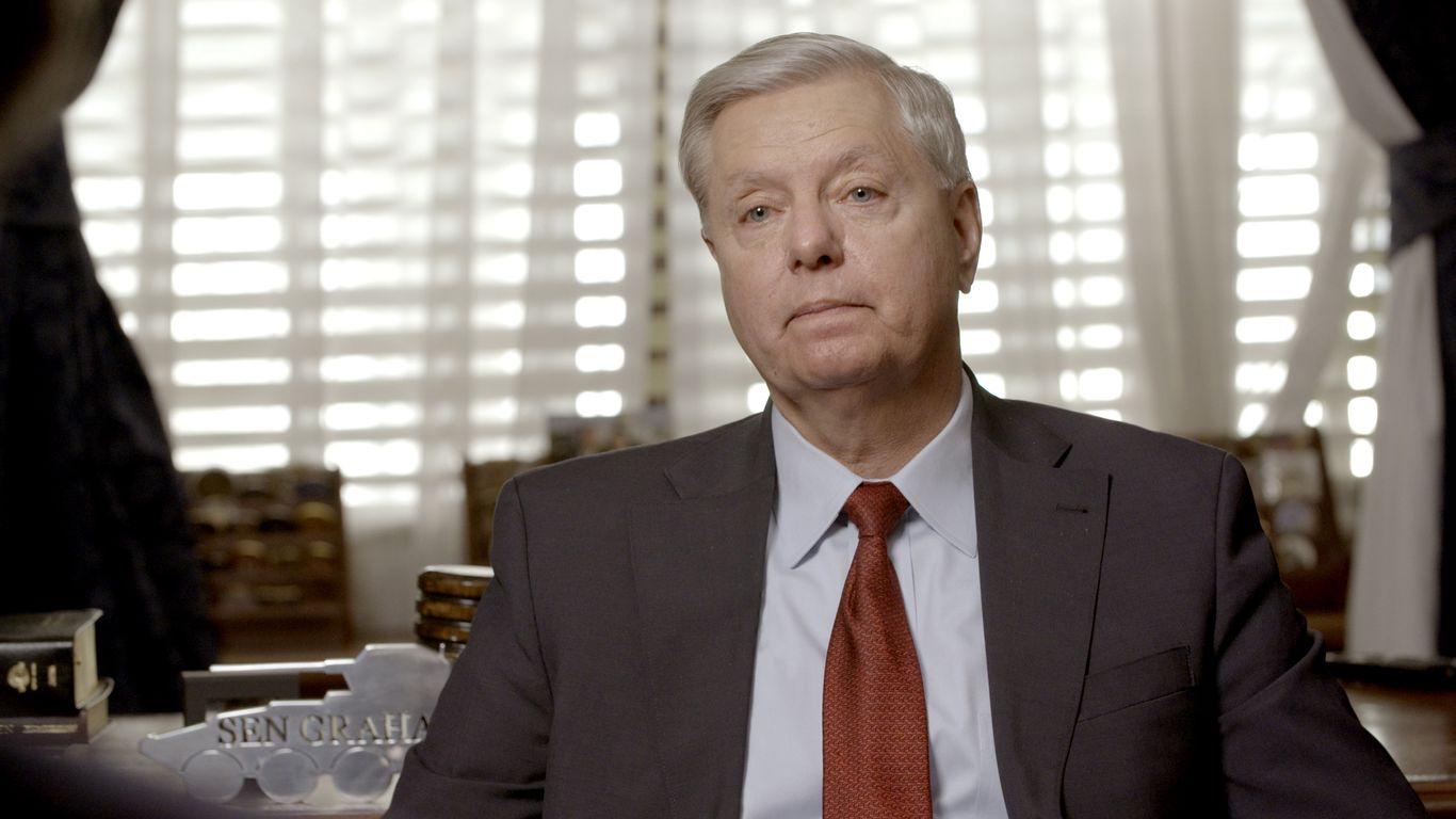 """Lindsey Graham intends to """"lean into"""" climate change during Biden era thumbnail"""