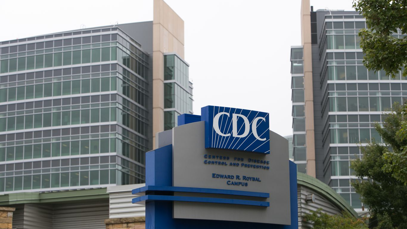 """More than 1,000 CDC employees call out """"ongoing and recurring acts of racism"""""""