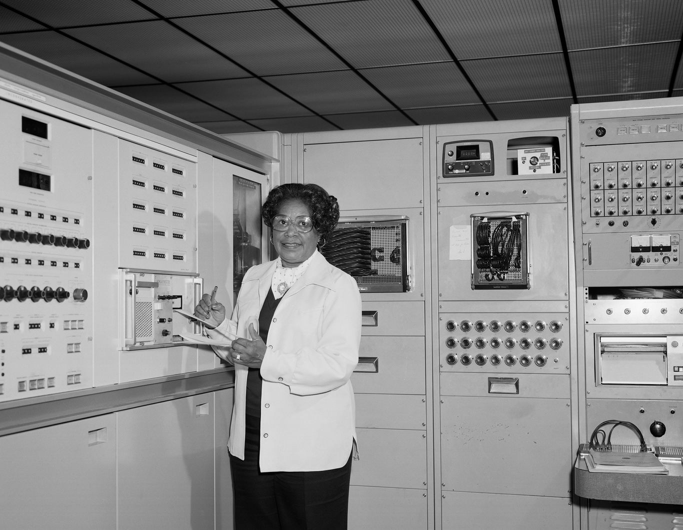 NASA names headquarters after first Black female engineer Mary W. Jackson thumbnail