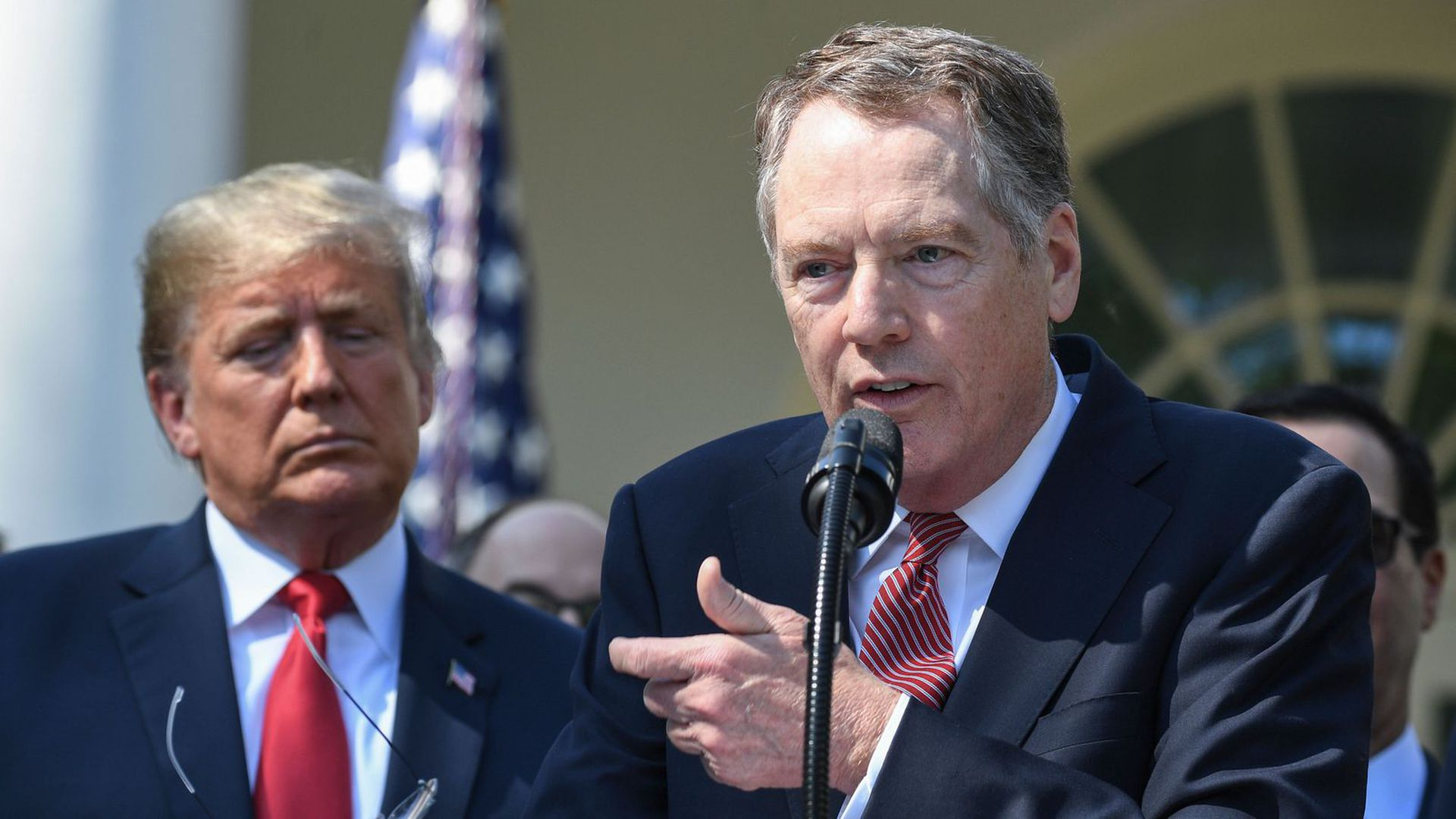 U.S. Trade Representative Robert Lighthizer n says the proposed tariffs are in response to the bloc's subsidies for aircraft maker Airbus.